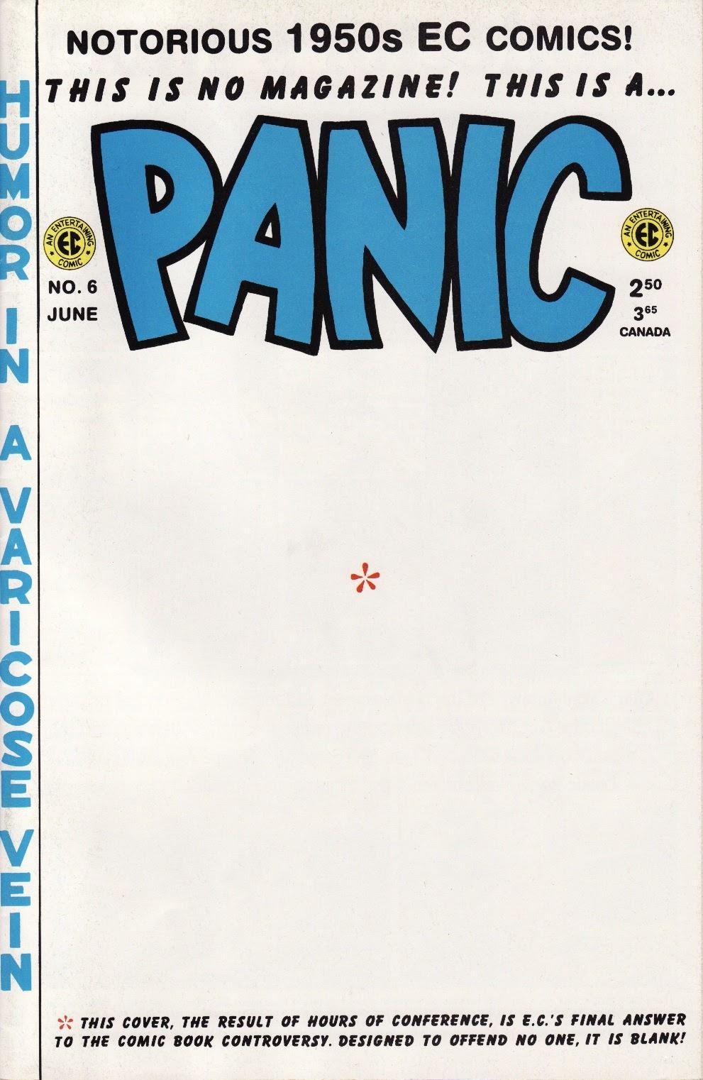 Panic 6 Page 1