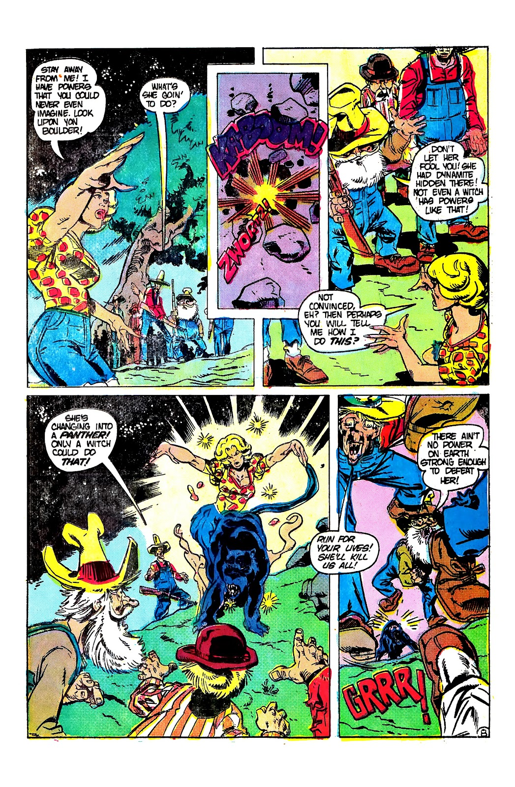 E-Man (1973) issue 10 - Page 11