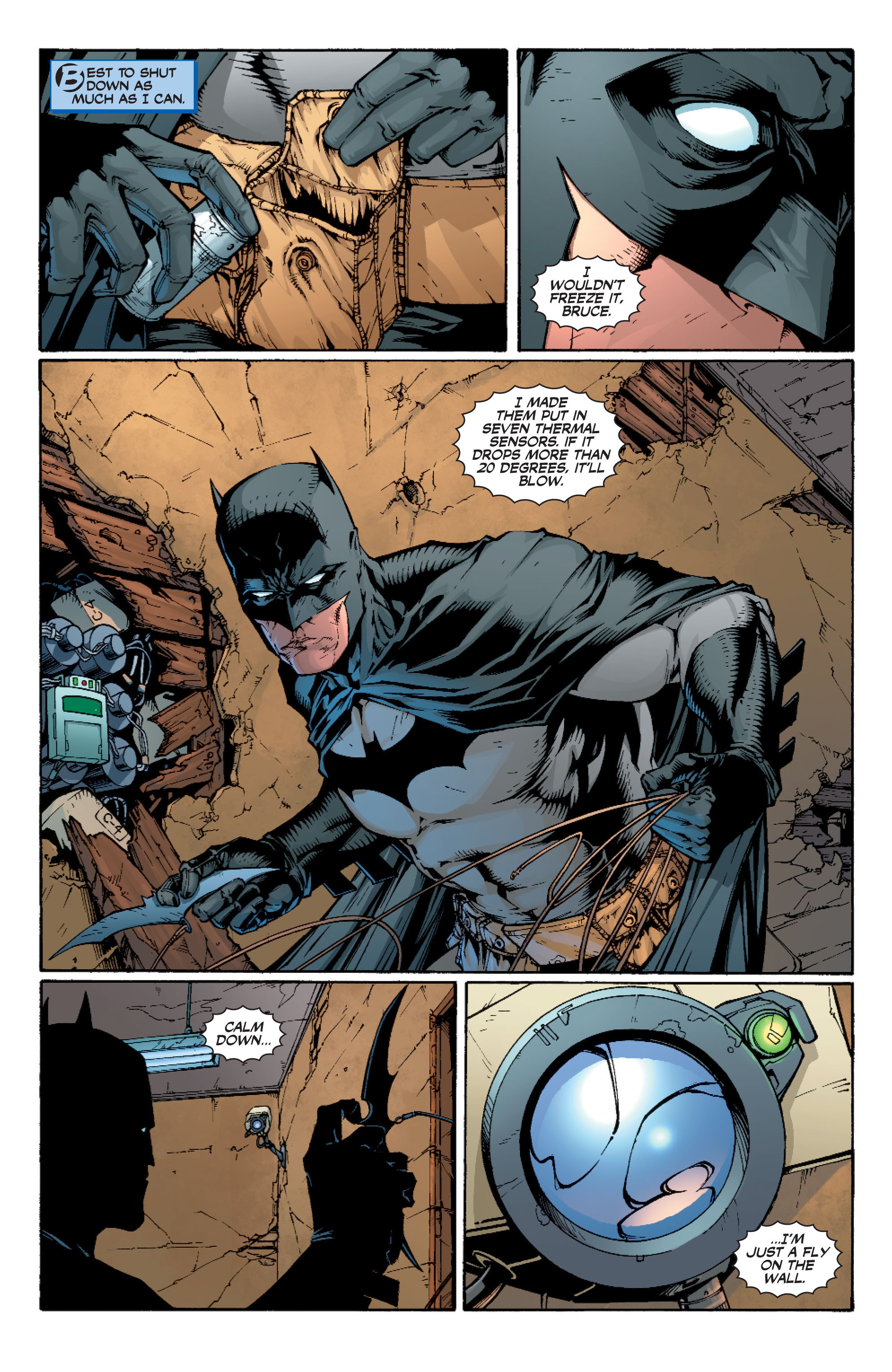 Read online Batman: Under The Red Hood comic -  Issue # Full - 205