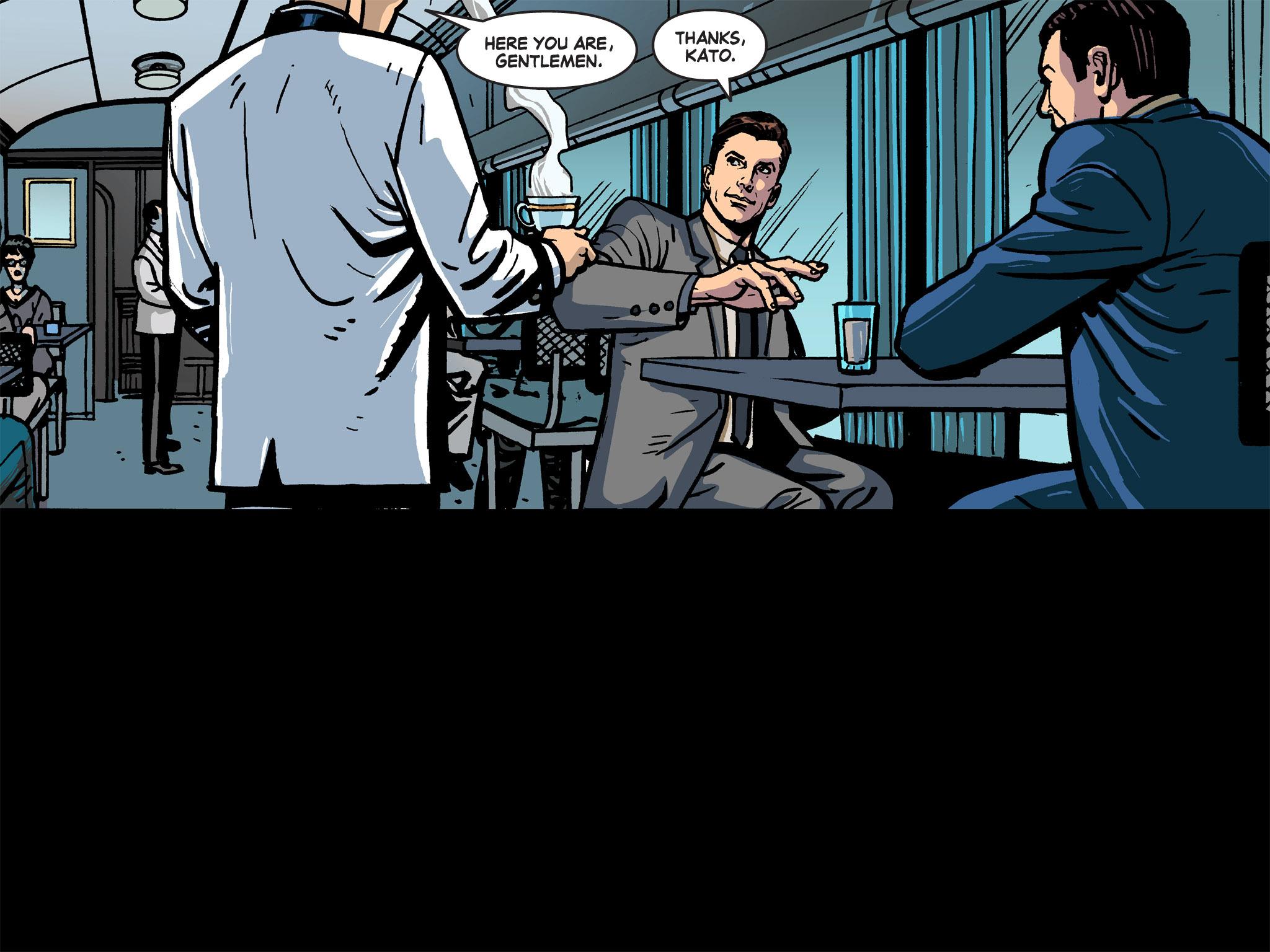 Read online Batman '66 Meets the Green Hornet [II] comic -  Issue #1 - 49