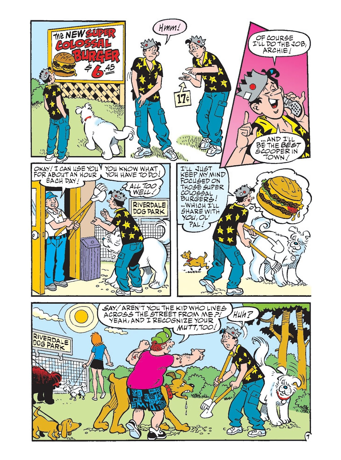 Archie 1000 Page Comics Digest issue TPB_(Part_6) - Page 27