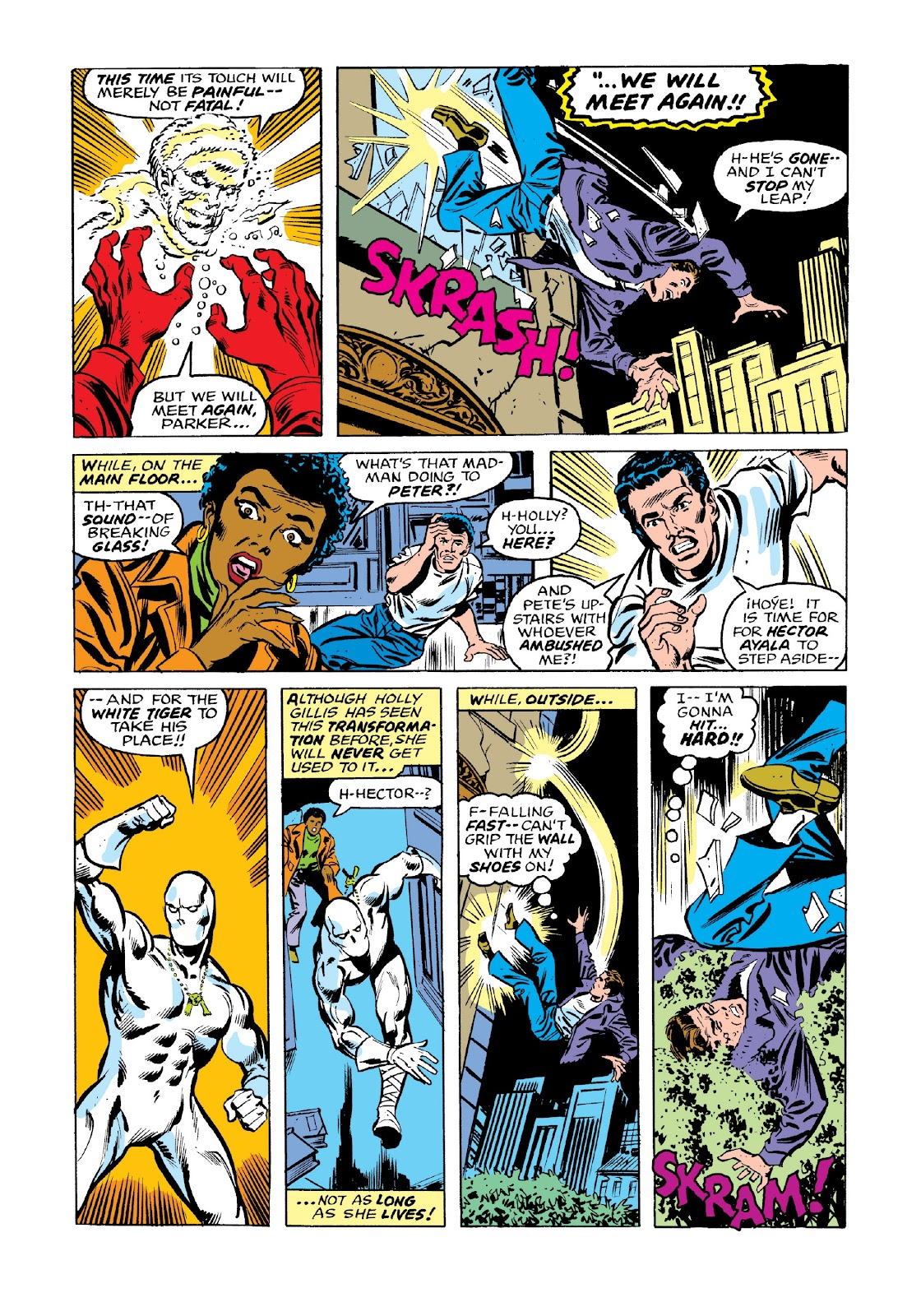 Read online Marvel Masterworks: The Spectacular Spider-Man comic -  Issue # TPB 2 (Part 3) - 50