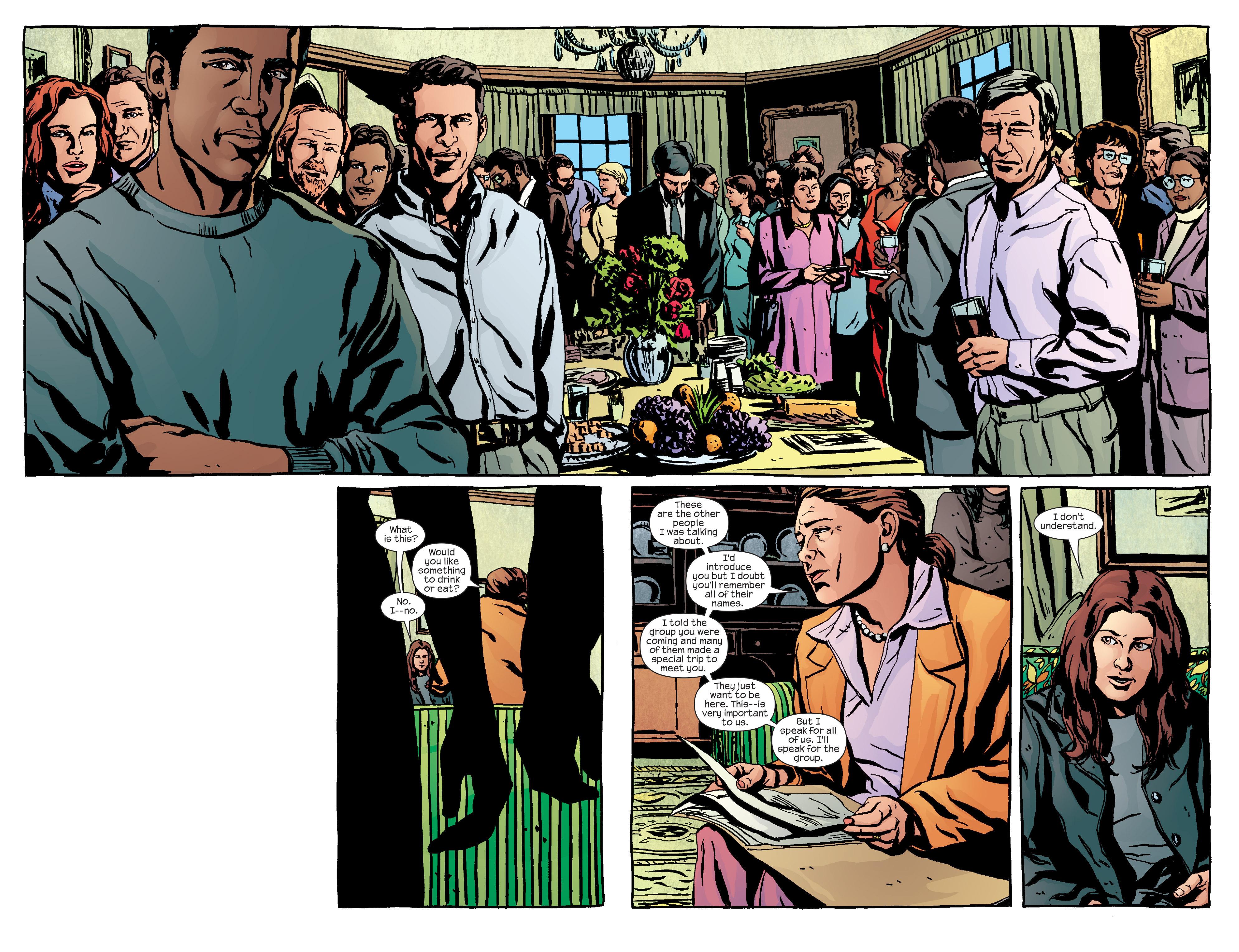 Read online Alias comic -  Issue #24 - 18