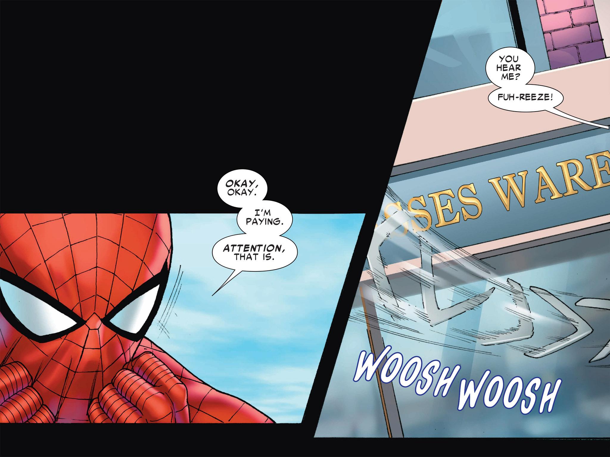 Read online Ultimate Spider-Man (Infinite Comics) (2016) comic -  Issue #2 - 14