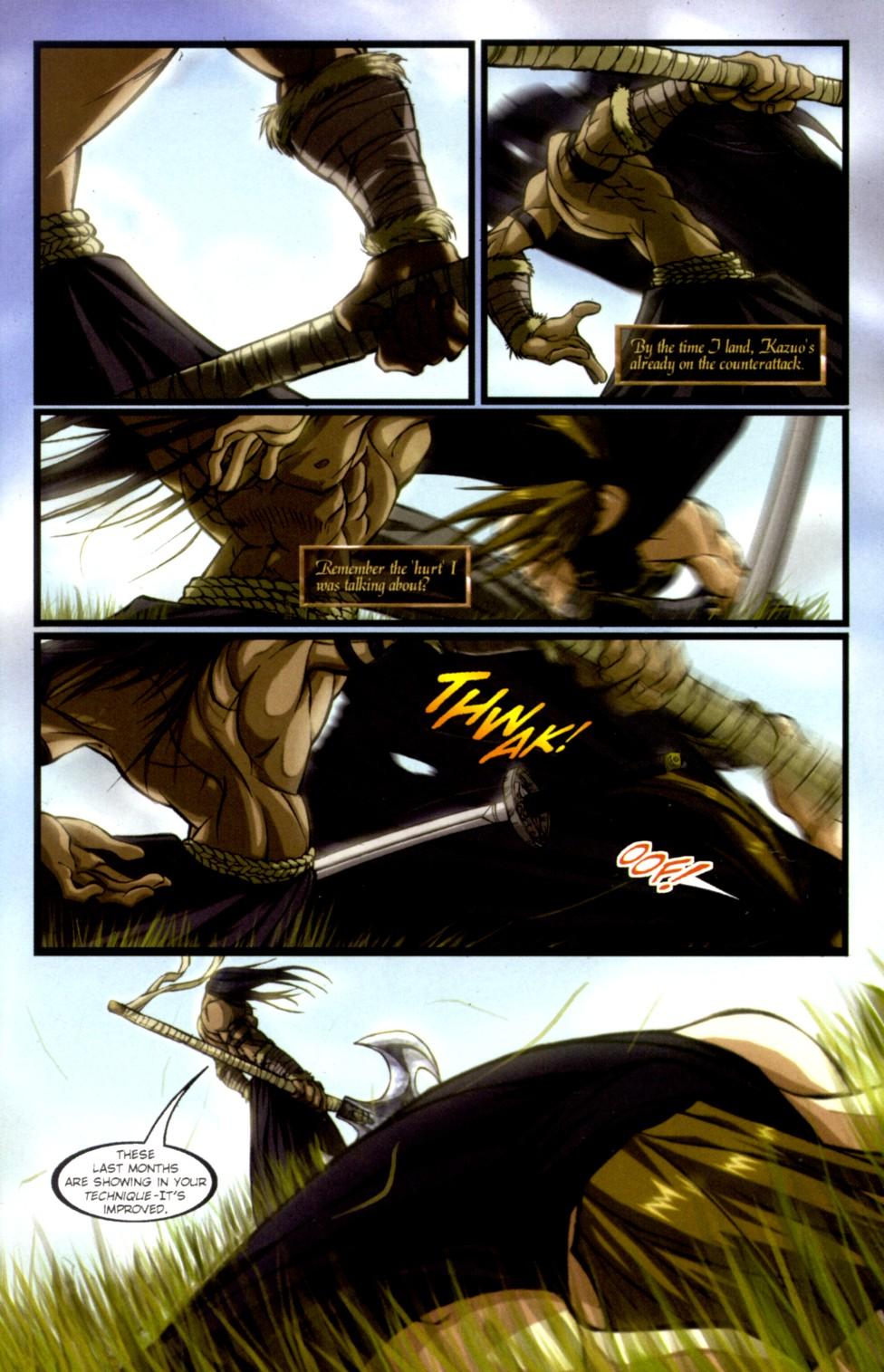 Read online Shidima comic -  Issue #1 - 5