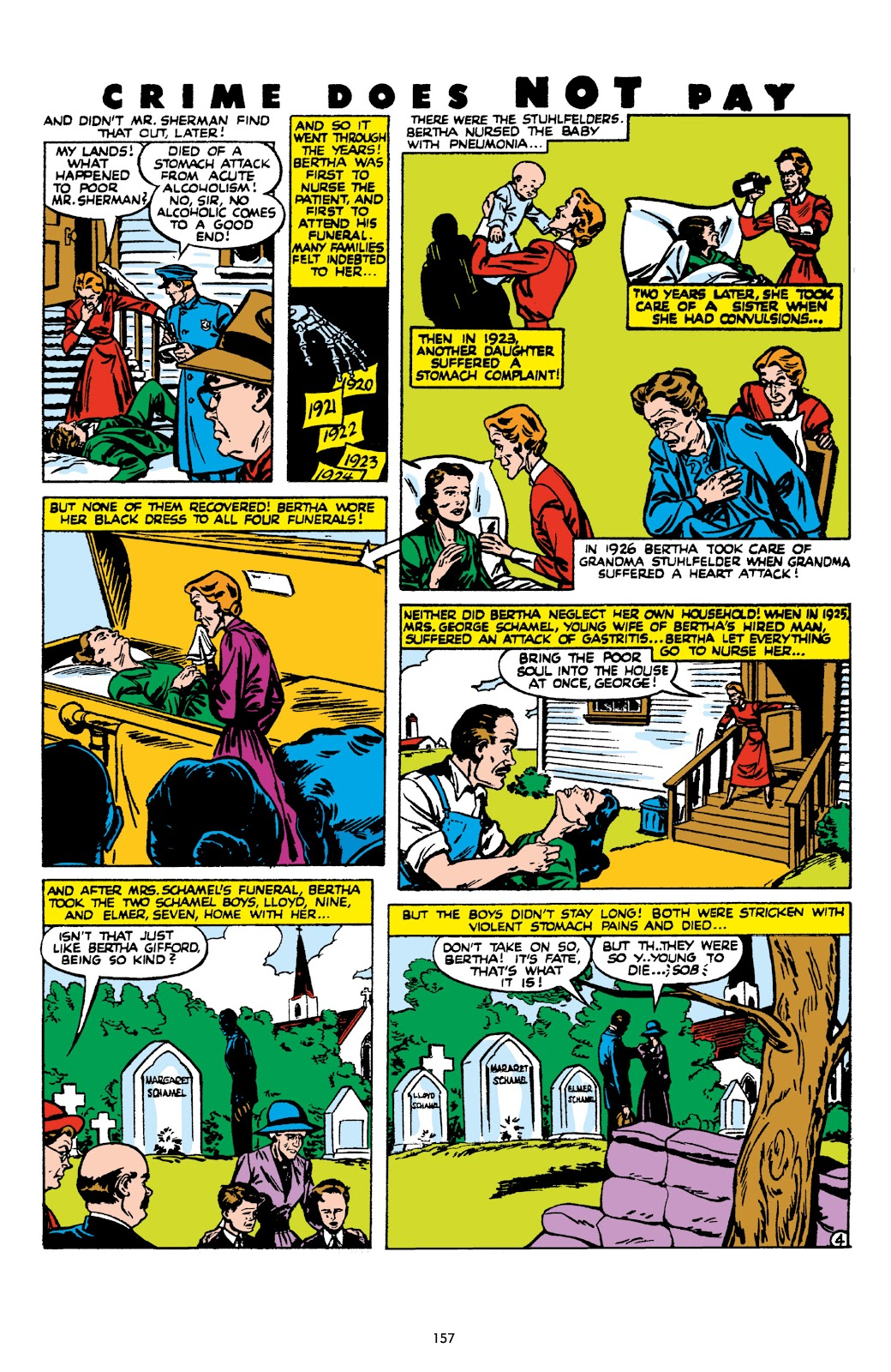Read online Crime Does Not Pay Archives comic -  Issue # TPB 8 (Part 2) - 58