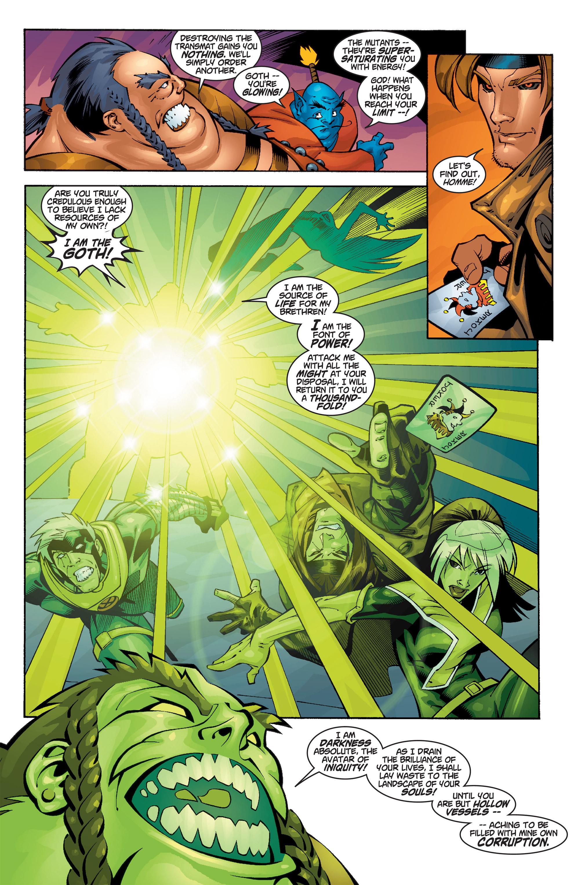 Read online Uncanny X-Men (1963) comic -  Issue #385 - 21