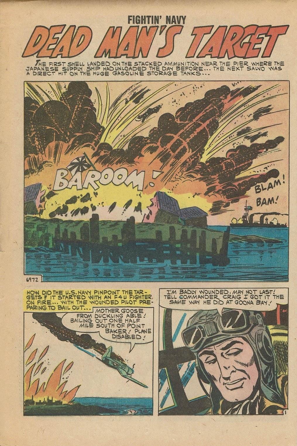 Read online Fightin' Navy comic -  Issue #95 - 20