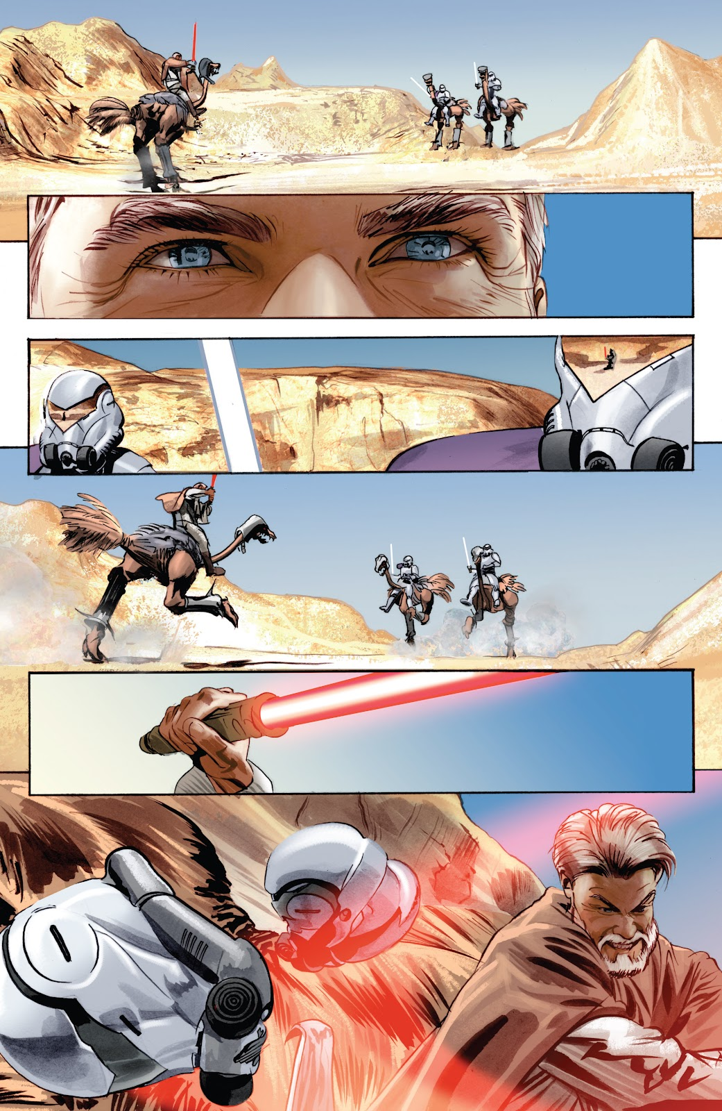 Read online Star Wars Legends: Infinities - Epic Collection comic -  Issue # TPB (Part 4) - 77