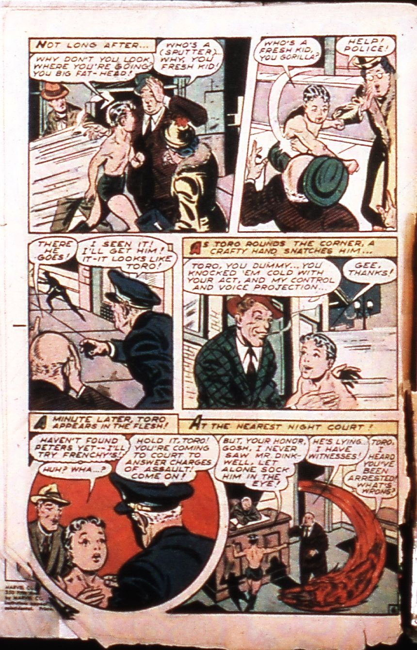 Marvel Mystery Comics (1939) issue 75 - Page 9