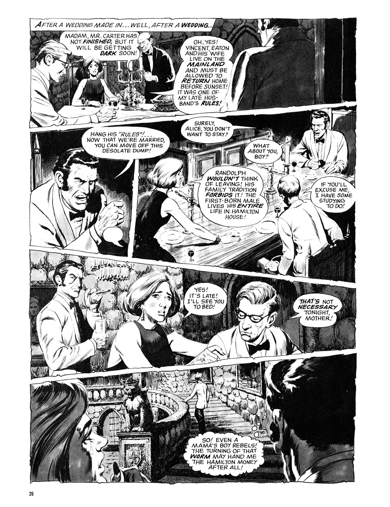 Read online Eerie Archives comic -  Issue # TPB 8 - 27