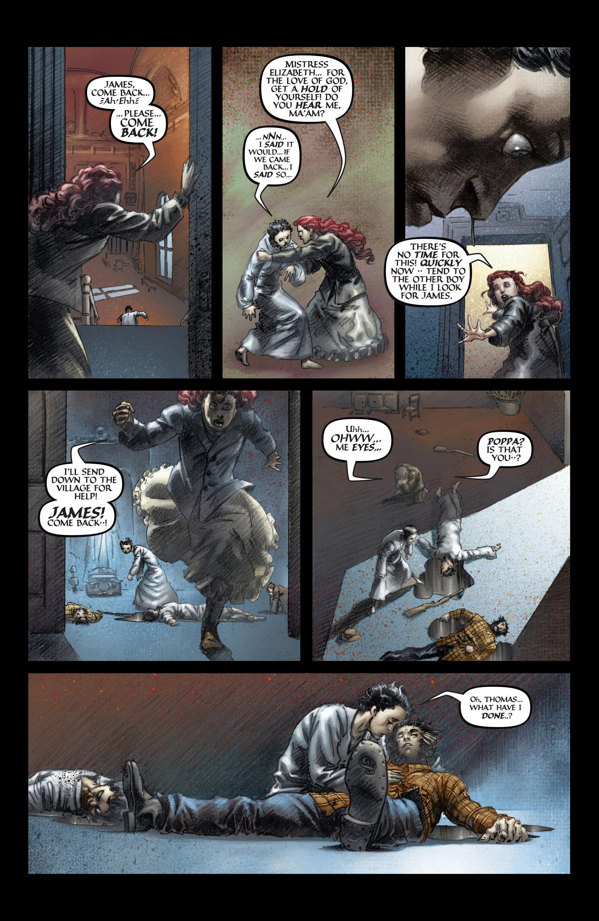 Read online Wolverine: The Origin comic -  Issue #3 - 6