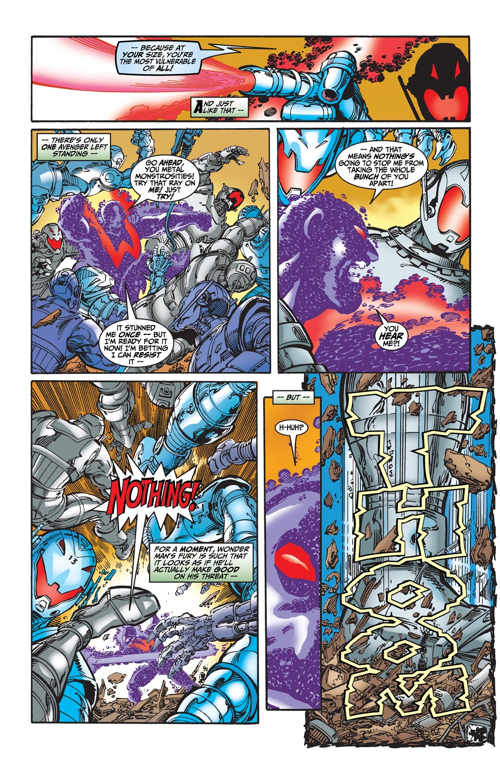 Read online Avengers (1998) comic -  Issue #20 - 18