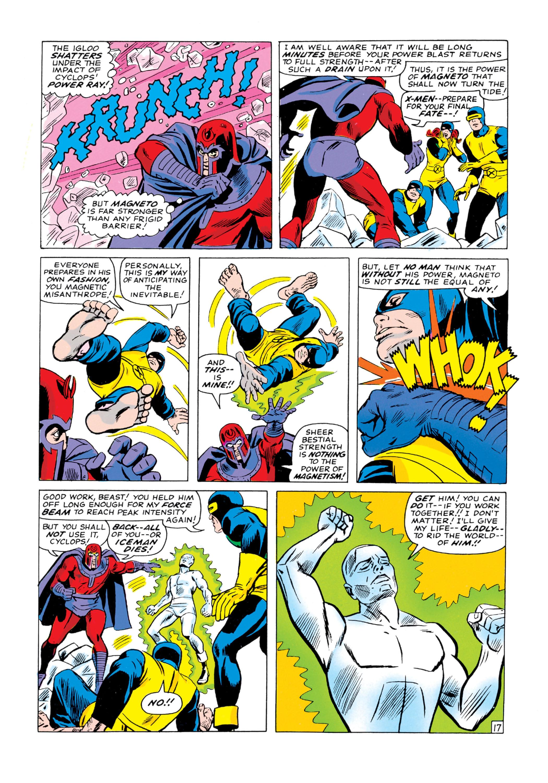 Read online Uncanny X-Men (1963) comic -  Issue #18 - 18