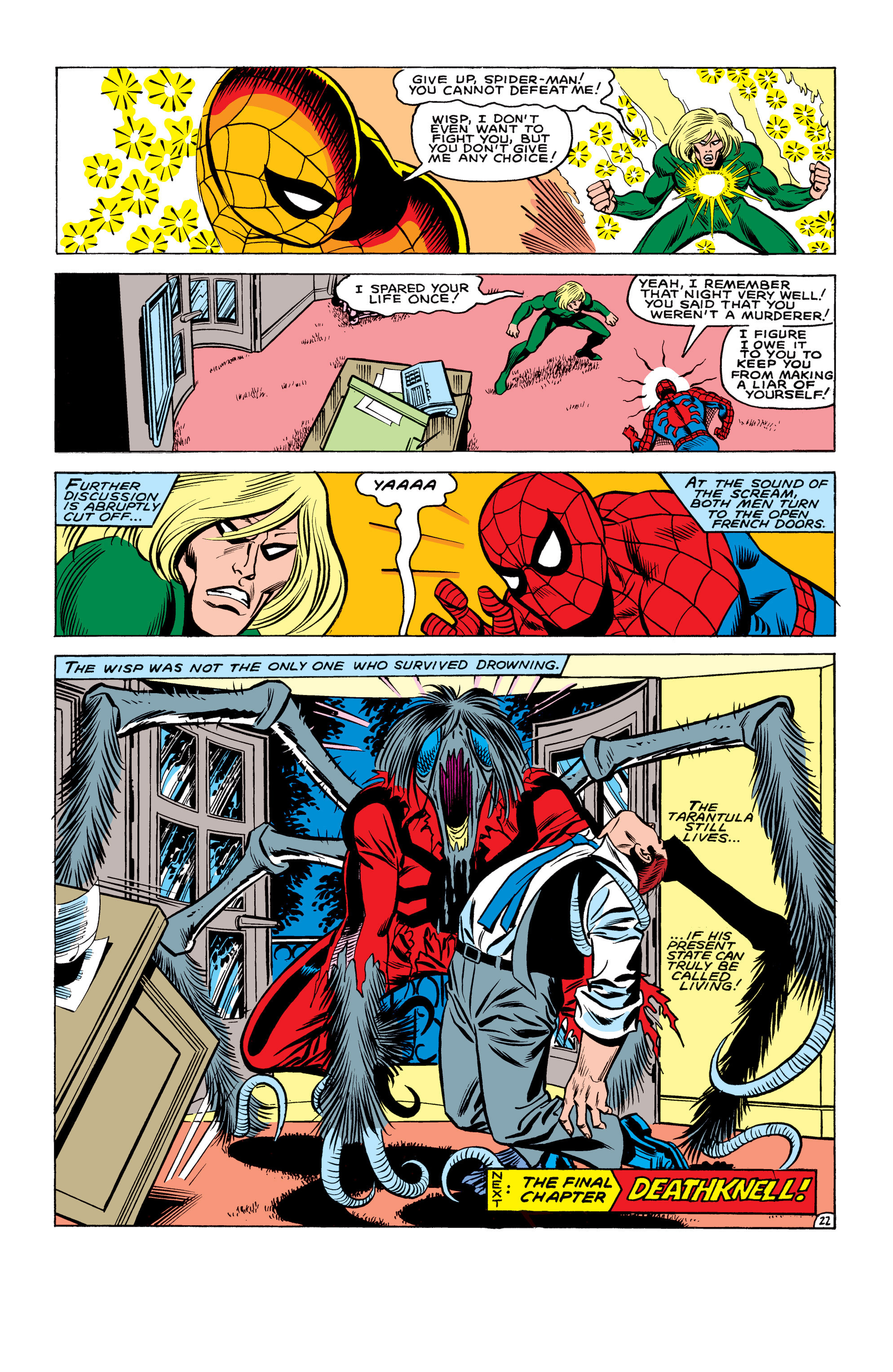 The Amazing Spider-Man (1963) 235 Page 22