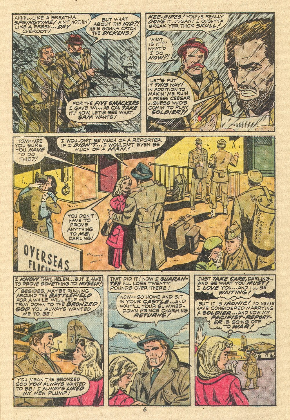 Read online Sgt. Fury comic -  Issue #110 - 8