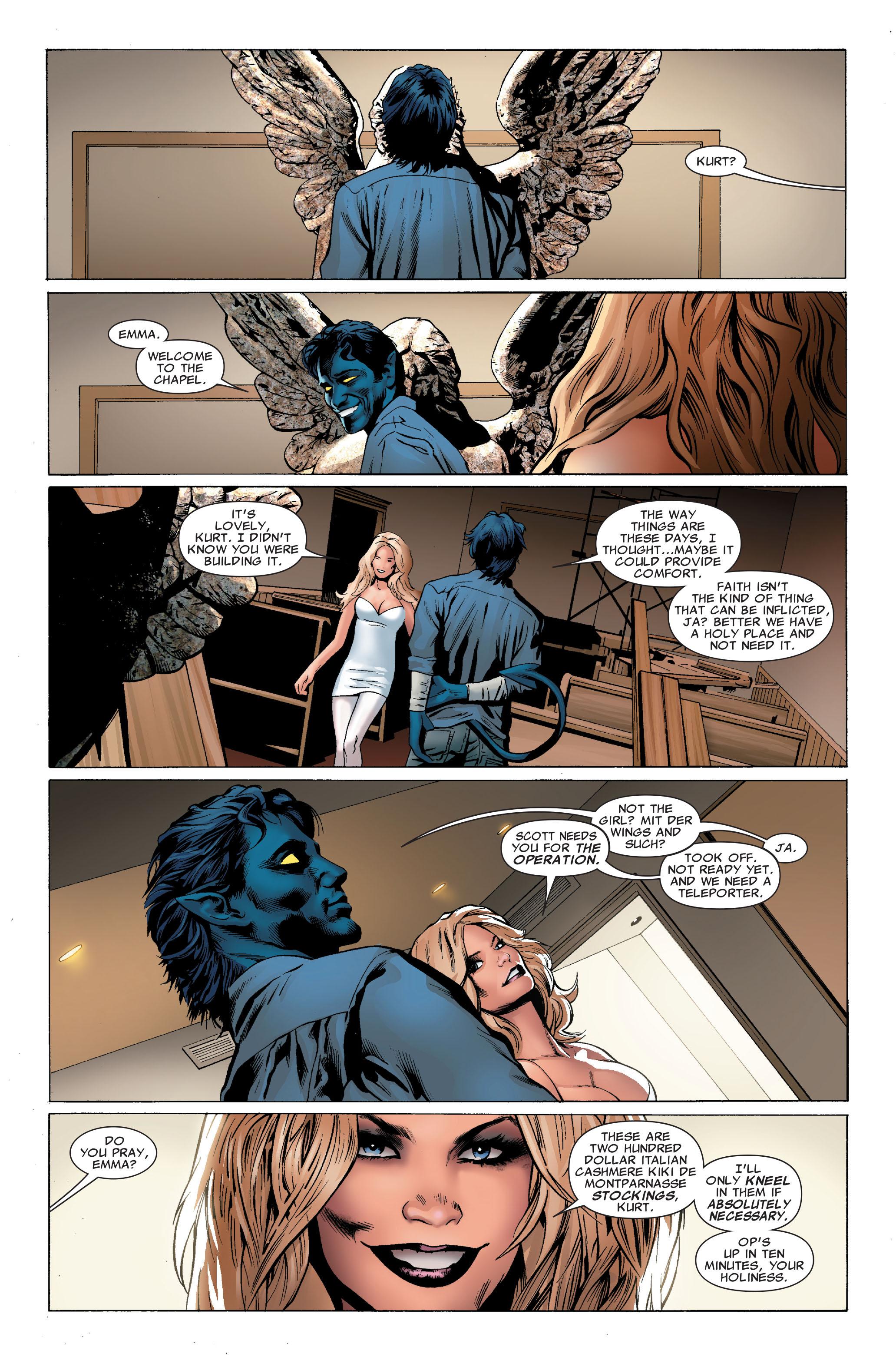 Read online Uncanny X-Men (1963) comic -  Issue #502 - 15