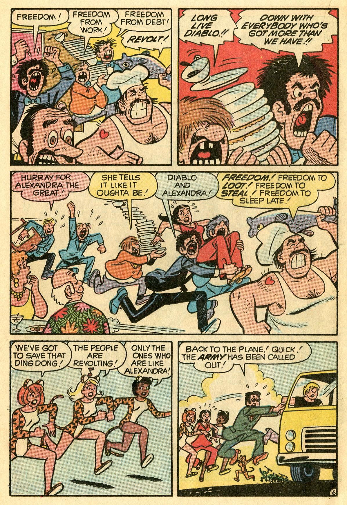 Read online She's Josie comic -  Issue #51 - 19