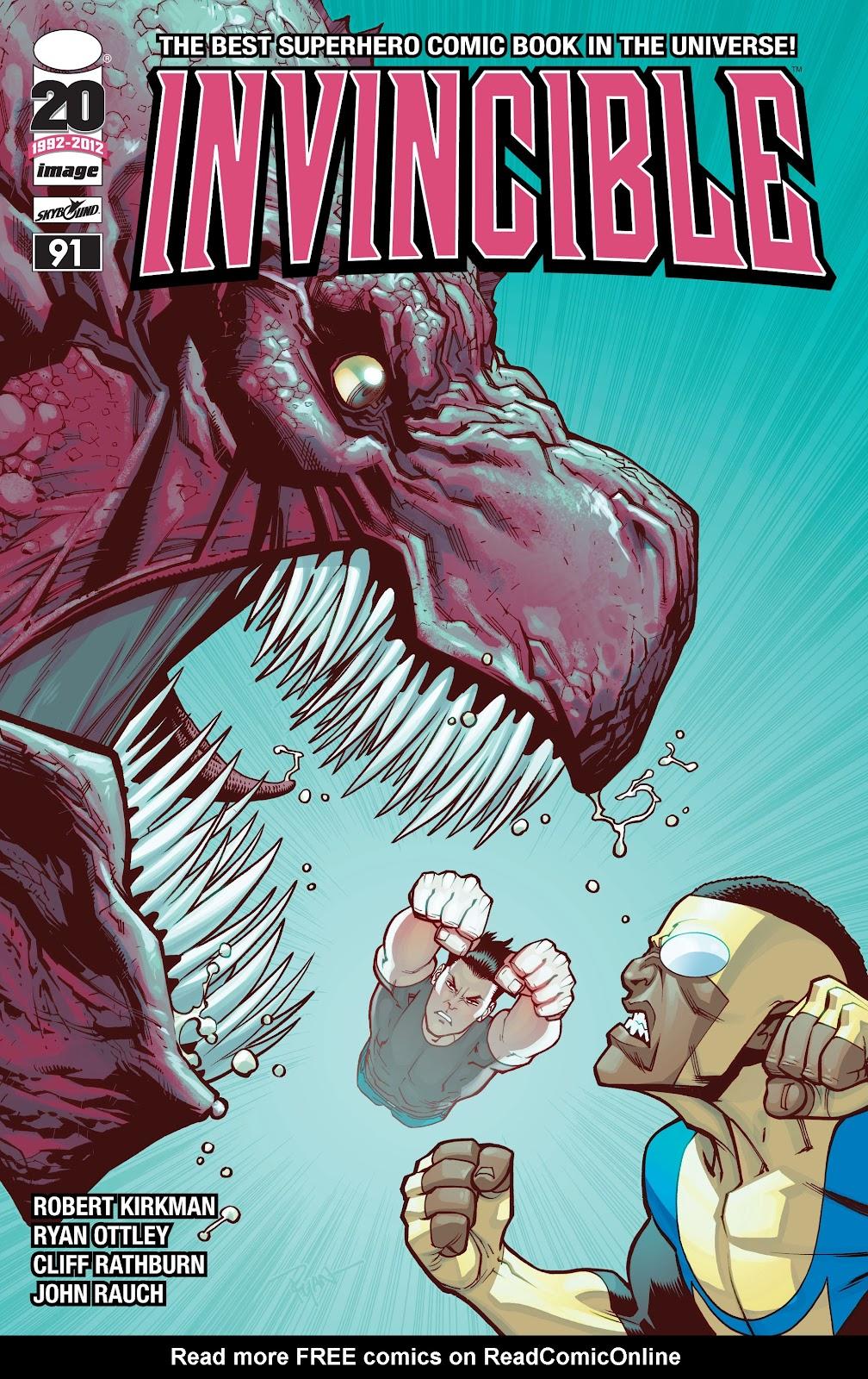 Invincible (2003) 91 Page 1