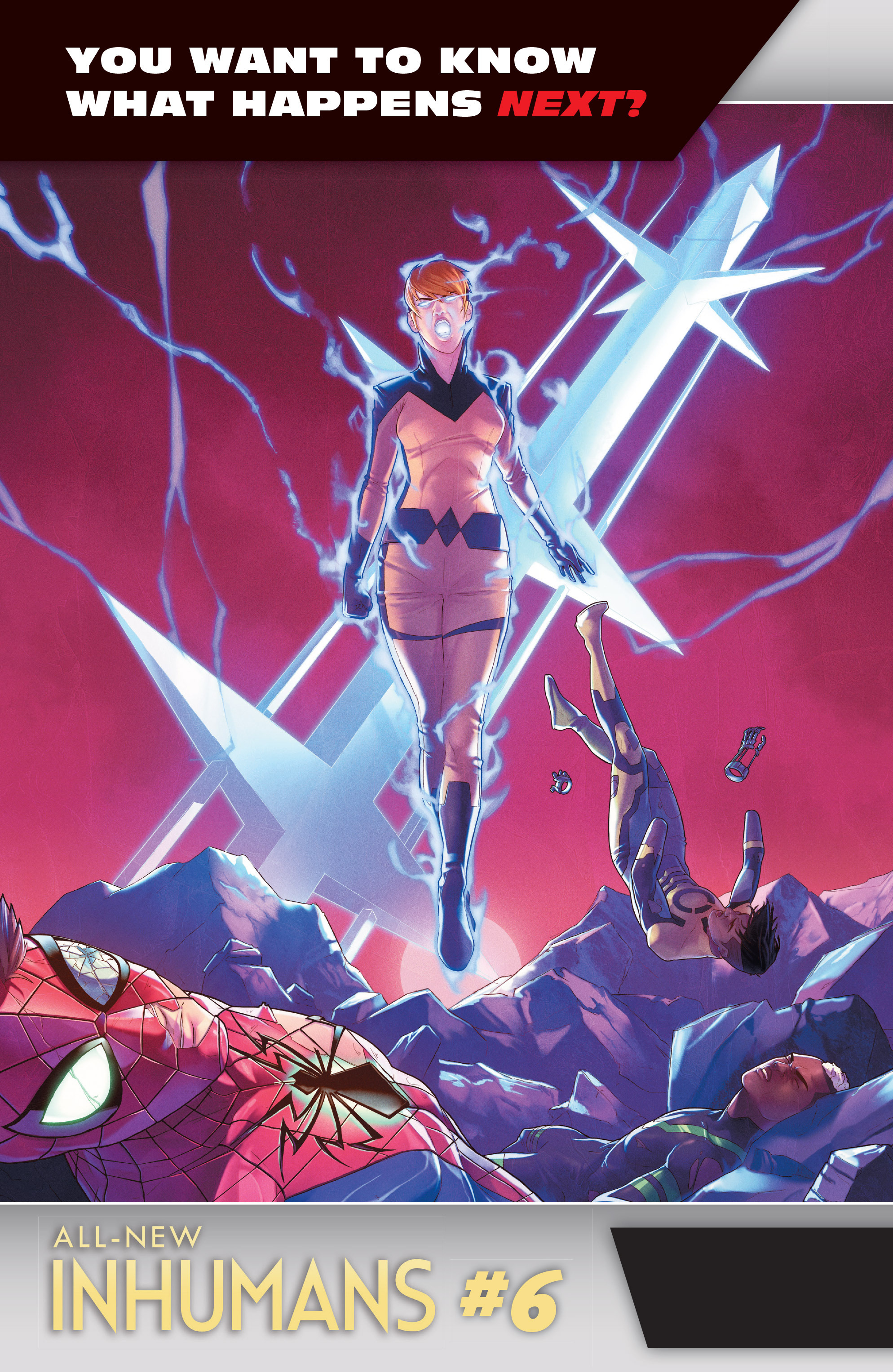 Read online All-New Inhumans comic -  Issue #5 - 23