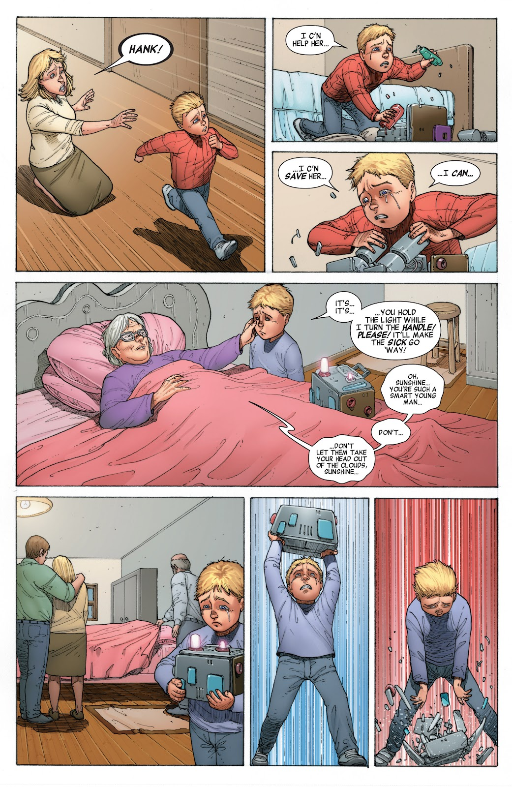 Read online Age of Ultron Companion comic -  Issue # TPB (Part 2) - 88