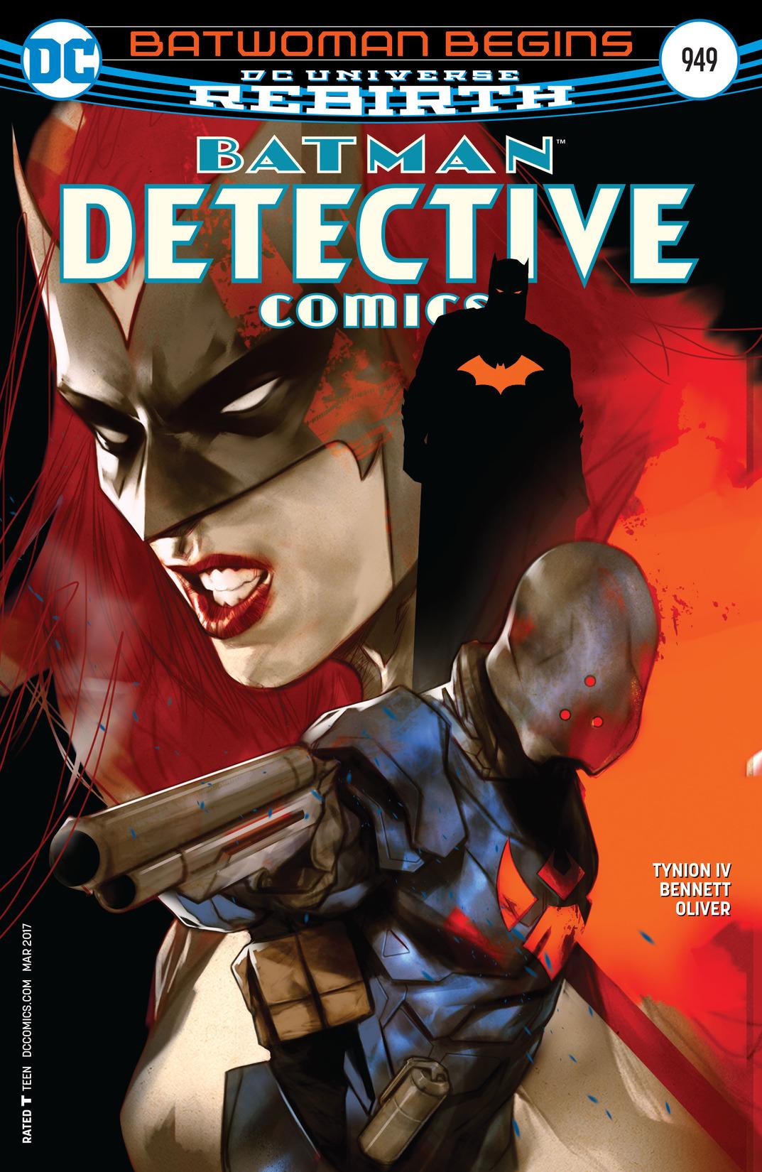 Detective Comics (2016) 949 Page 1