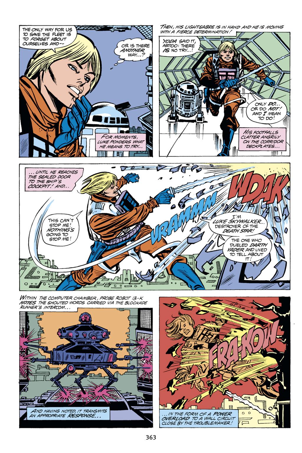 Read online Star Wars Omnibus comic -  Issue # Vol. 14 - 360