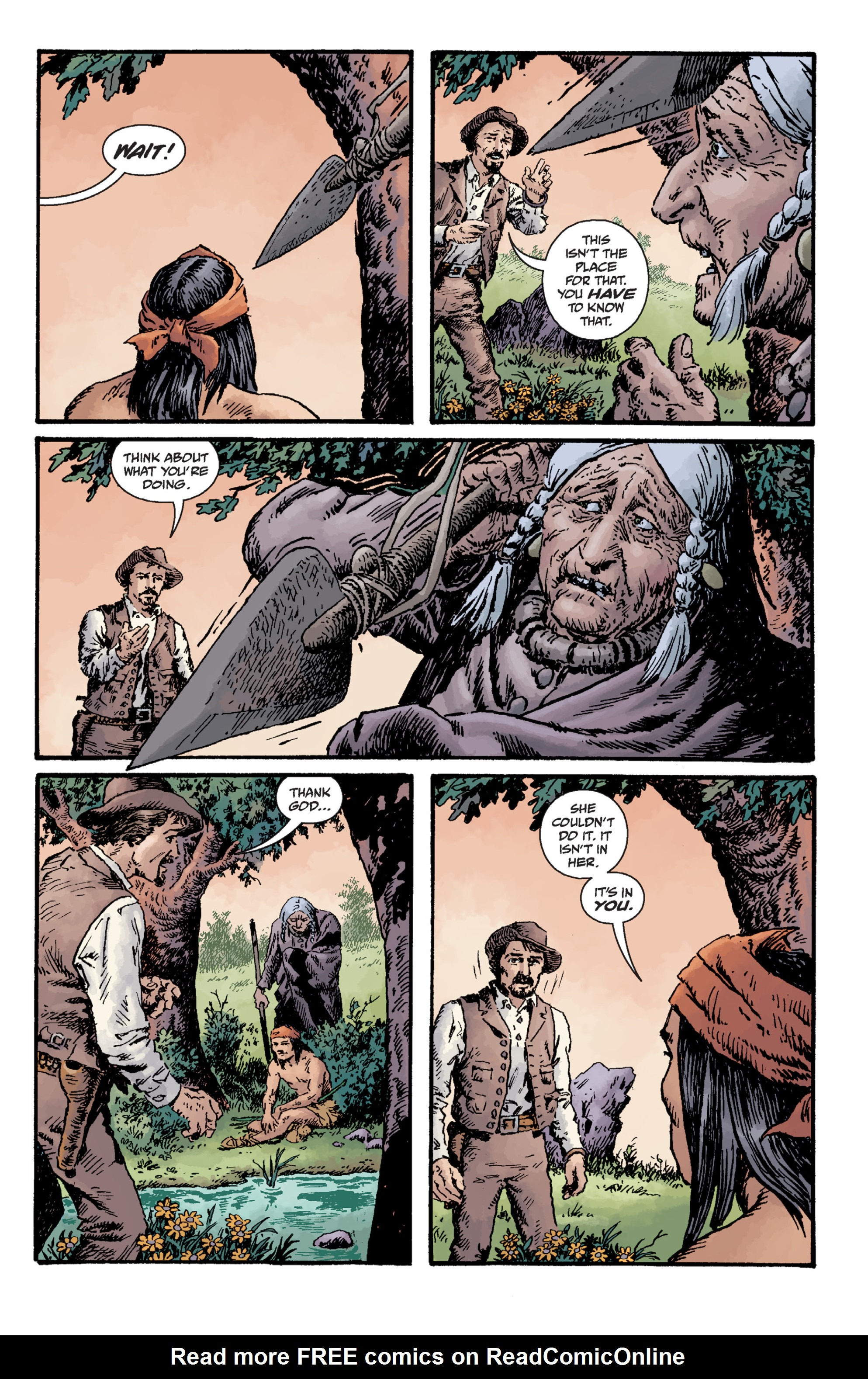 Read online Sir Edward Grey, Witchfinder: Lost and Gone Forever comic -  Issue # TPB - 114