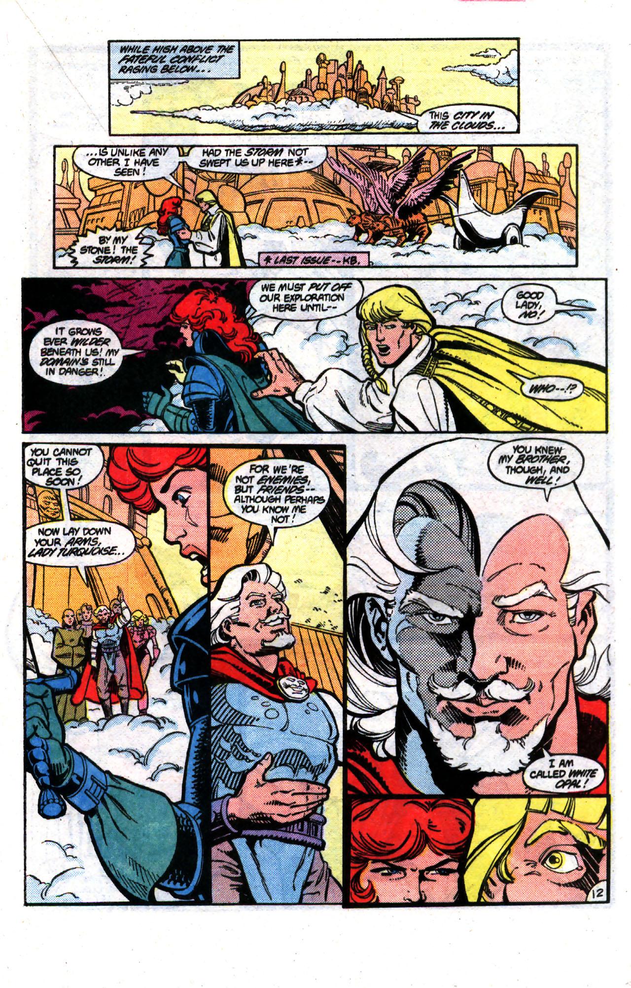 Read online Amethyst (1985) comic -  Issue #8 - 12