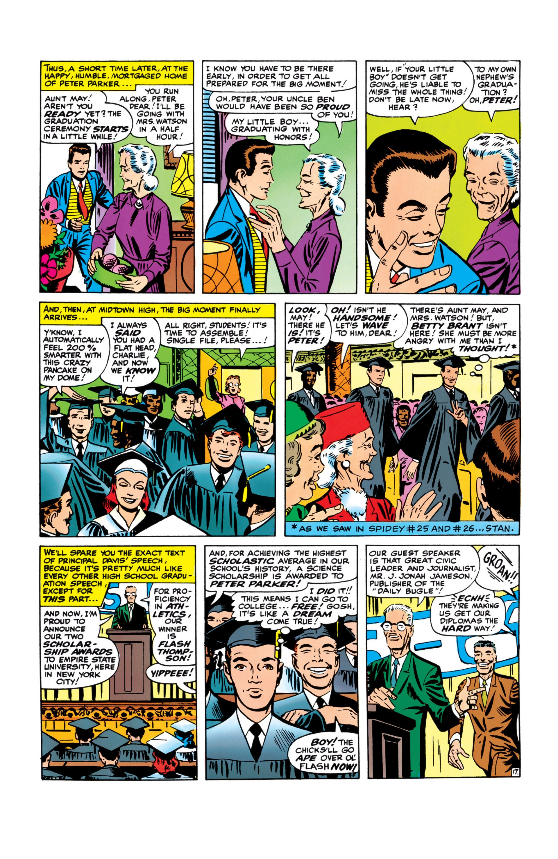 The Amazing Spider-Man (1963) 28 Page 17