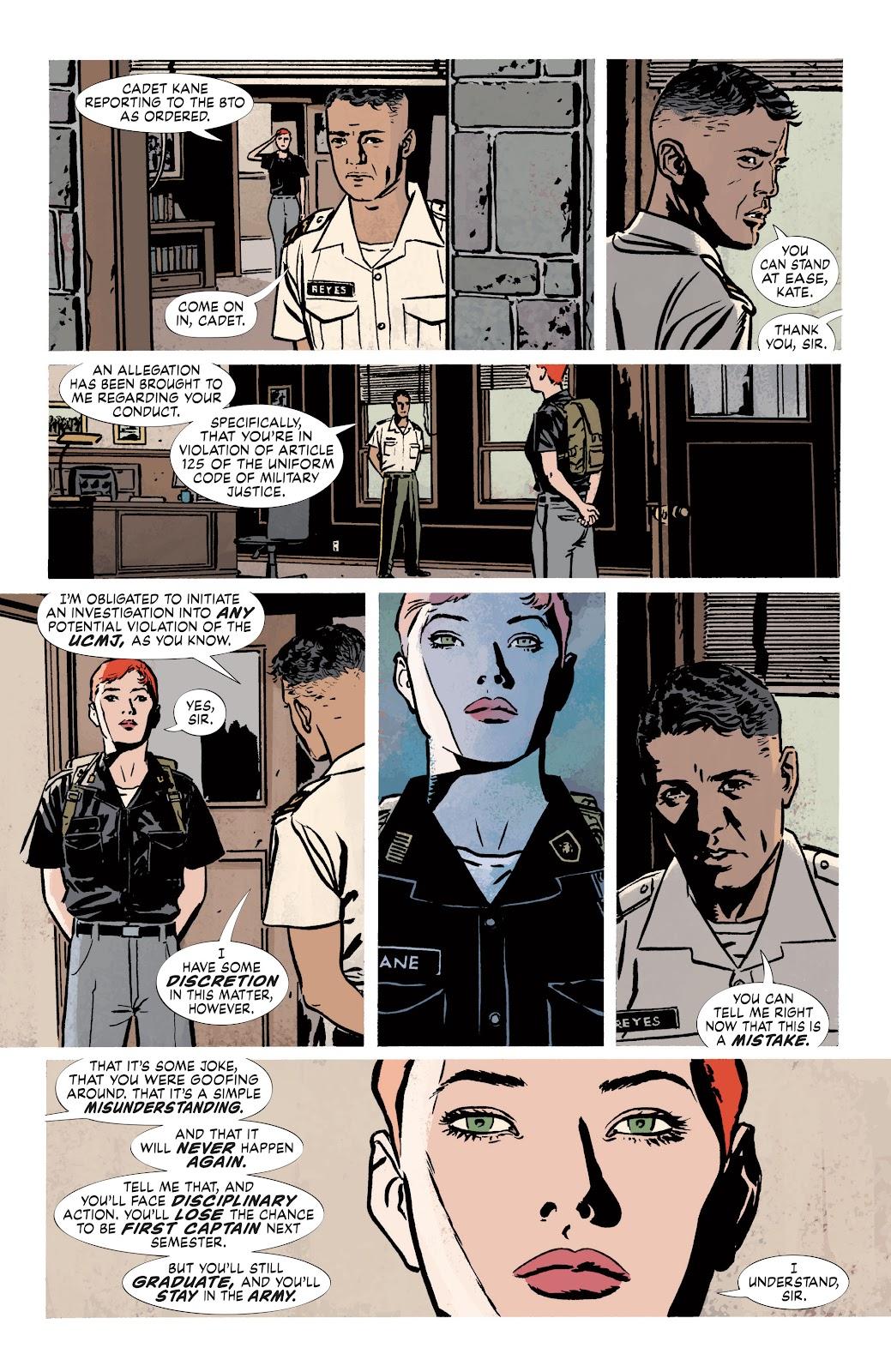 Read online Detective Comics (1937) comic -  Issue # _TPB Batwoman – Elegy (New Edition) (Part 2) - 5