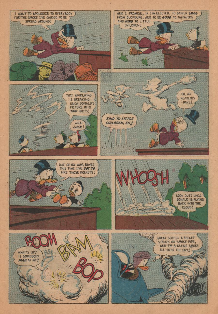 Walt Disney's Comics and Stories issue 194 - Page 11