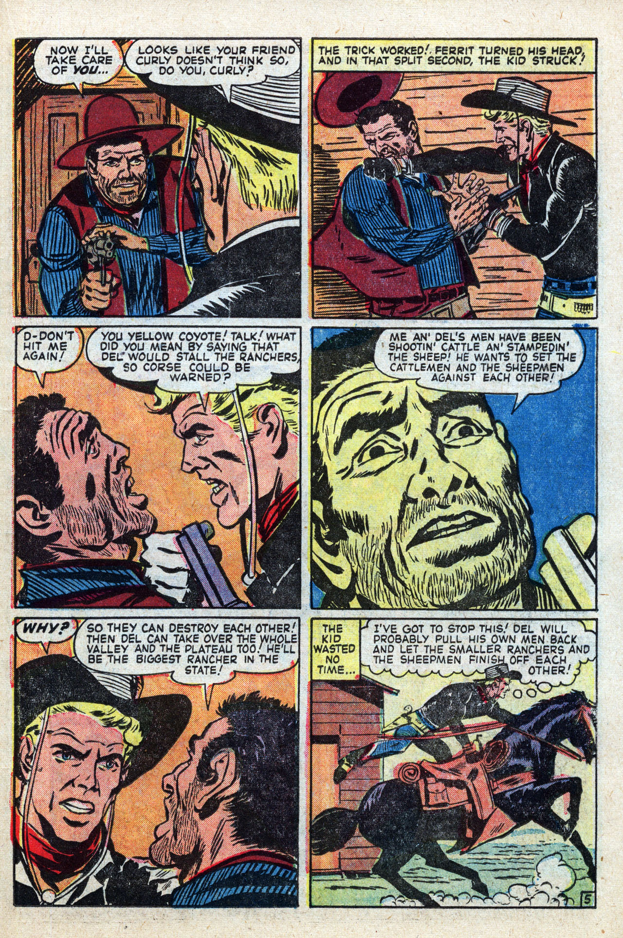 Read online Two-Gun Kid comic -  Issue #27 - 15