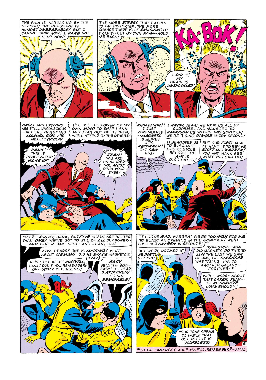 Read online Uncanny X-Men (1963) comic -  Issue #18 - 7