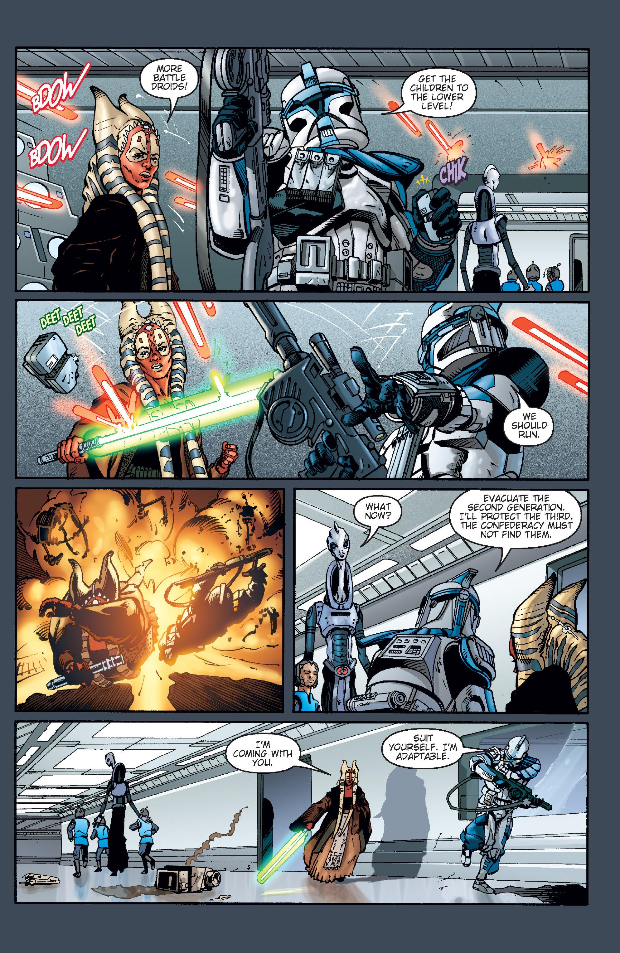 Read online Star Wars Omnibus comic -  Issue # Vol. 24 - 54