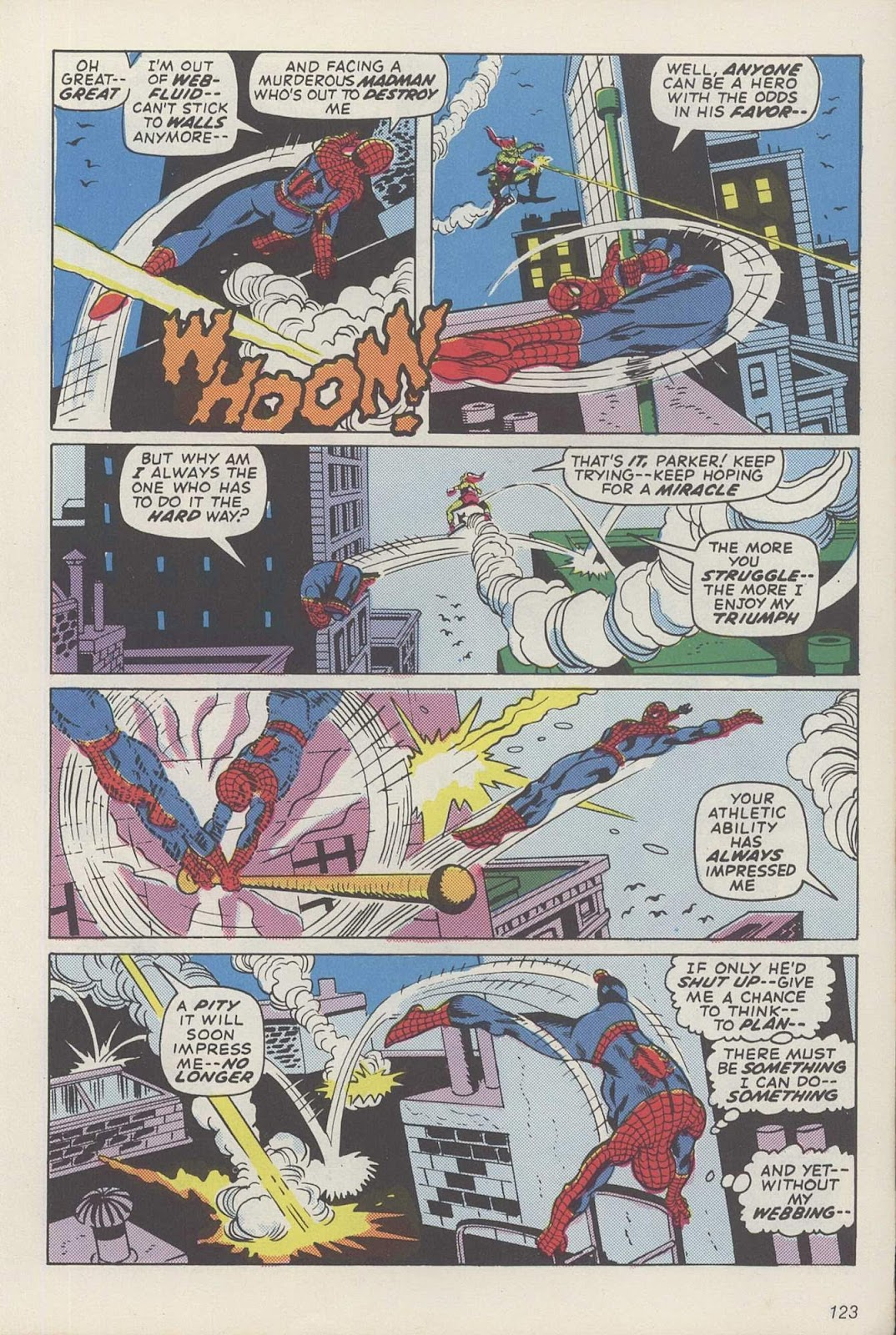 The Amazing Spider-Man (1979) issue TPB - Page 125