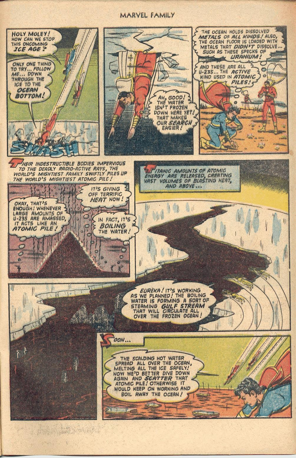 The Marvel Family issue 82 - Page 33