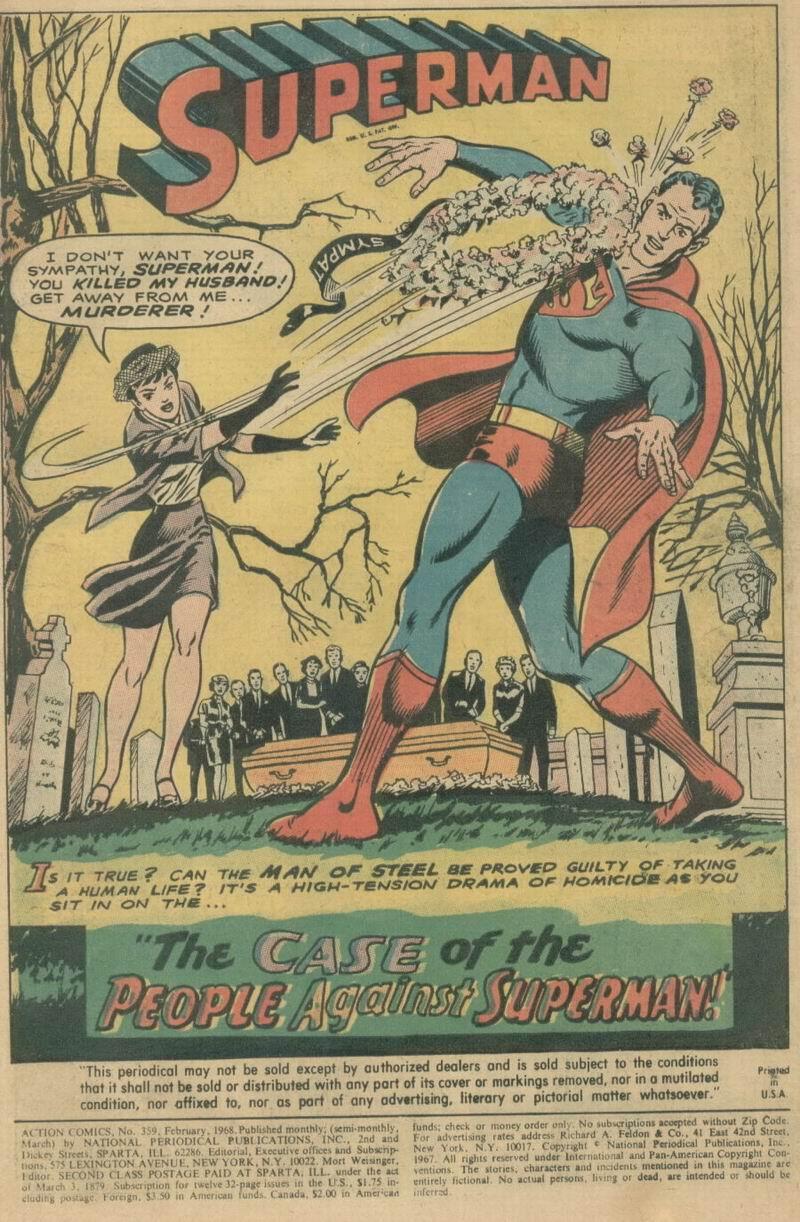 Action Comics (1938) 359 Page 2