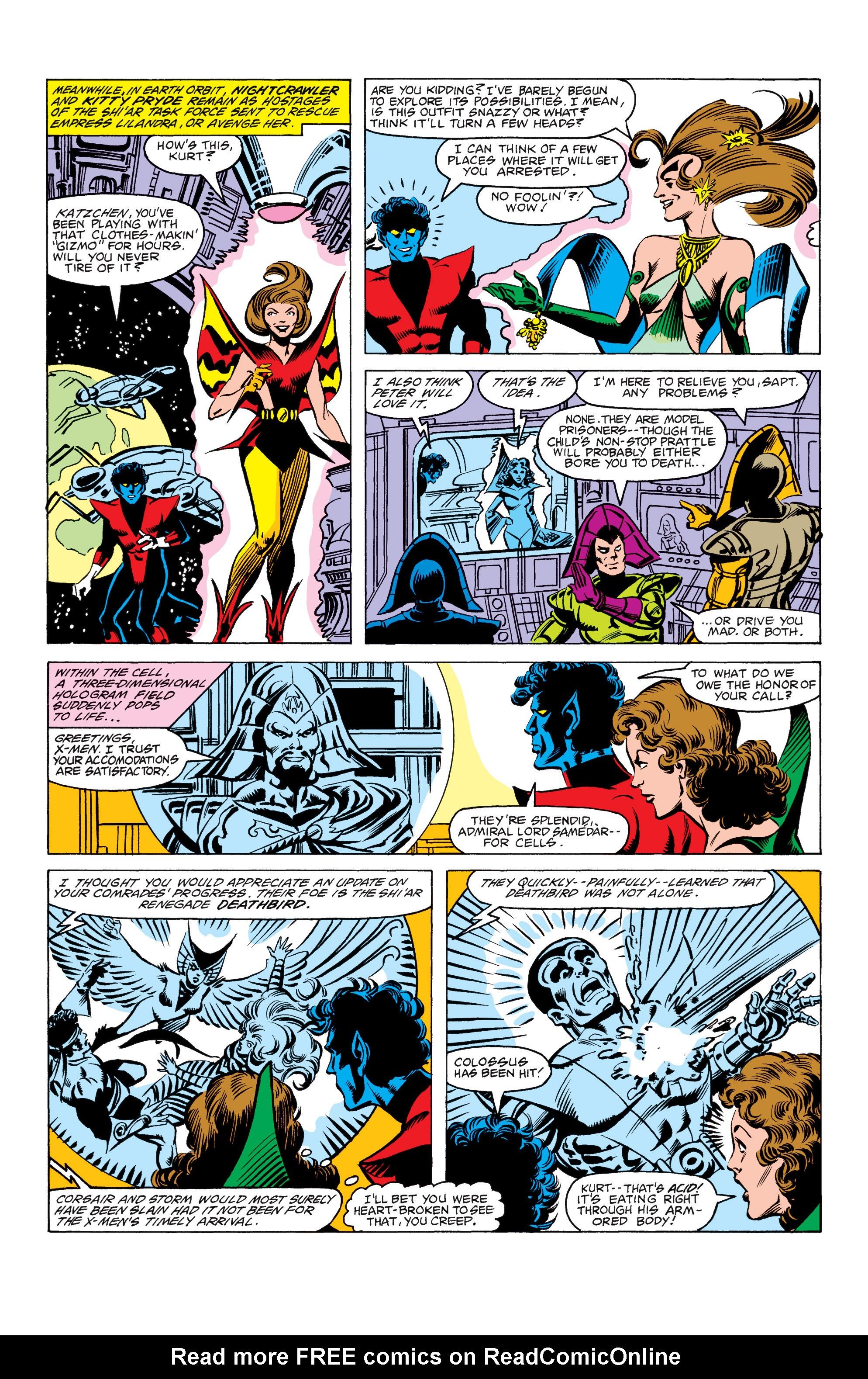 Read online Uncanny X-Men (1963) comic -  Issue #156 - 7