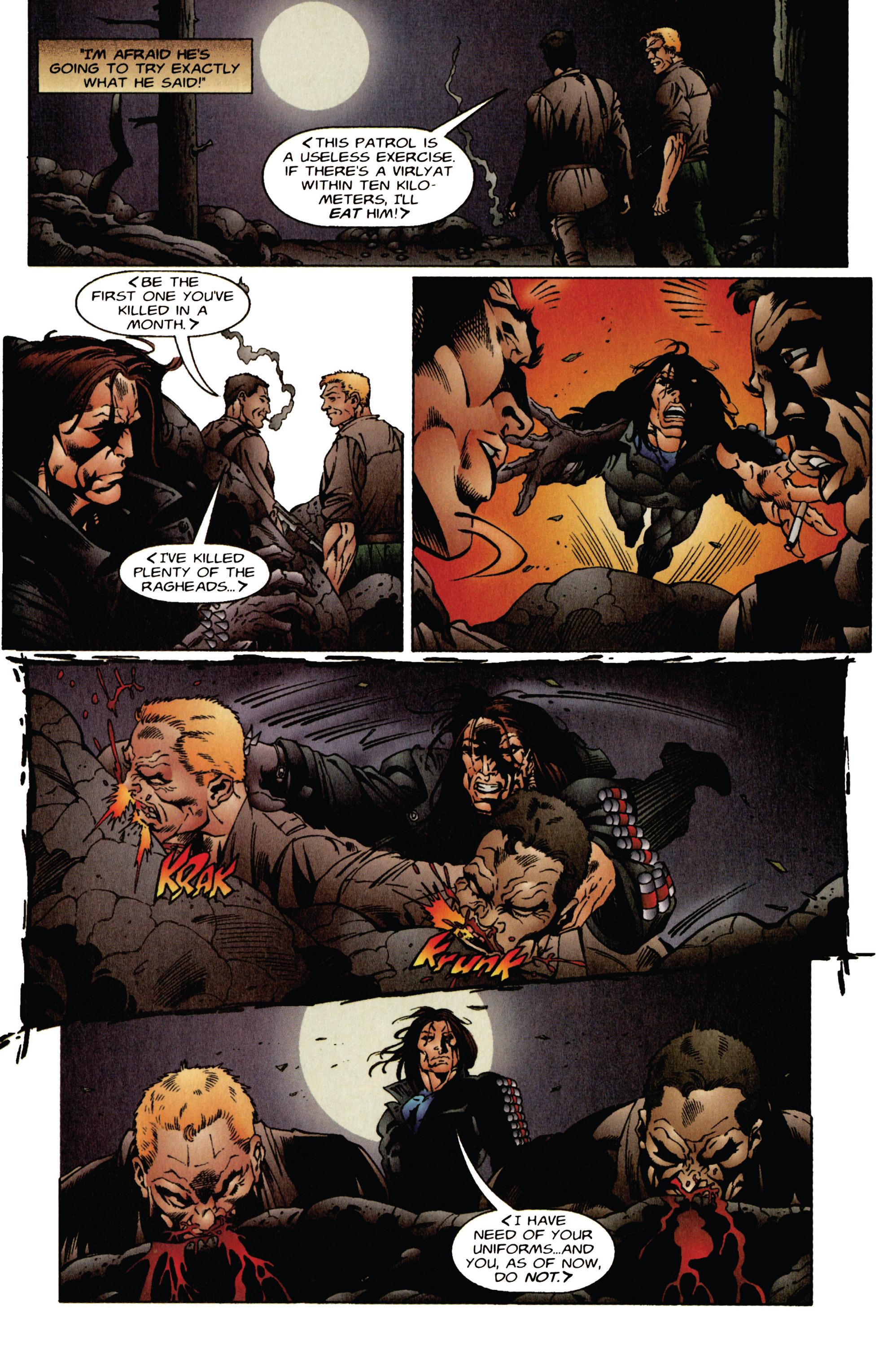 Read online Eternal Warrior (1992) comic -  Issue #41 - 13