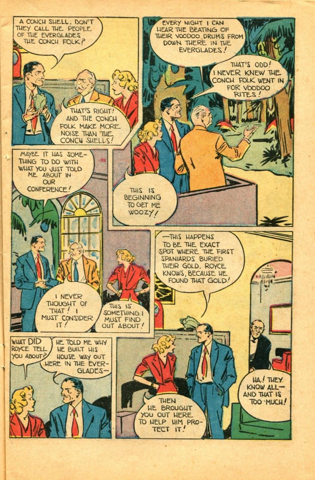 Read online Super-Magician Comics comic -  Issue #49 - 7