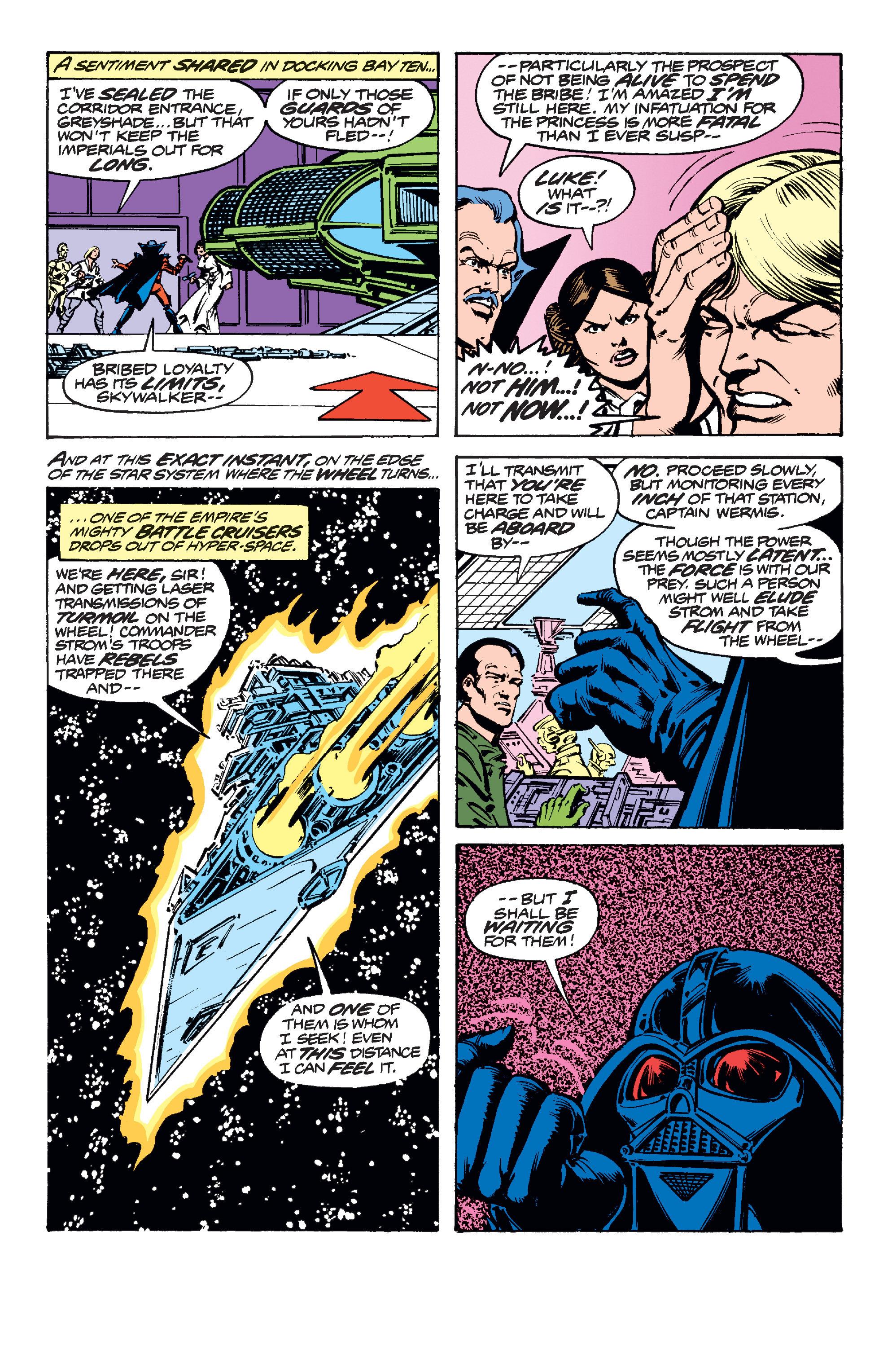 Read online Star Wars Omnibus comic -  Issue # Vol. 13 - 410