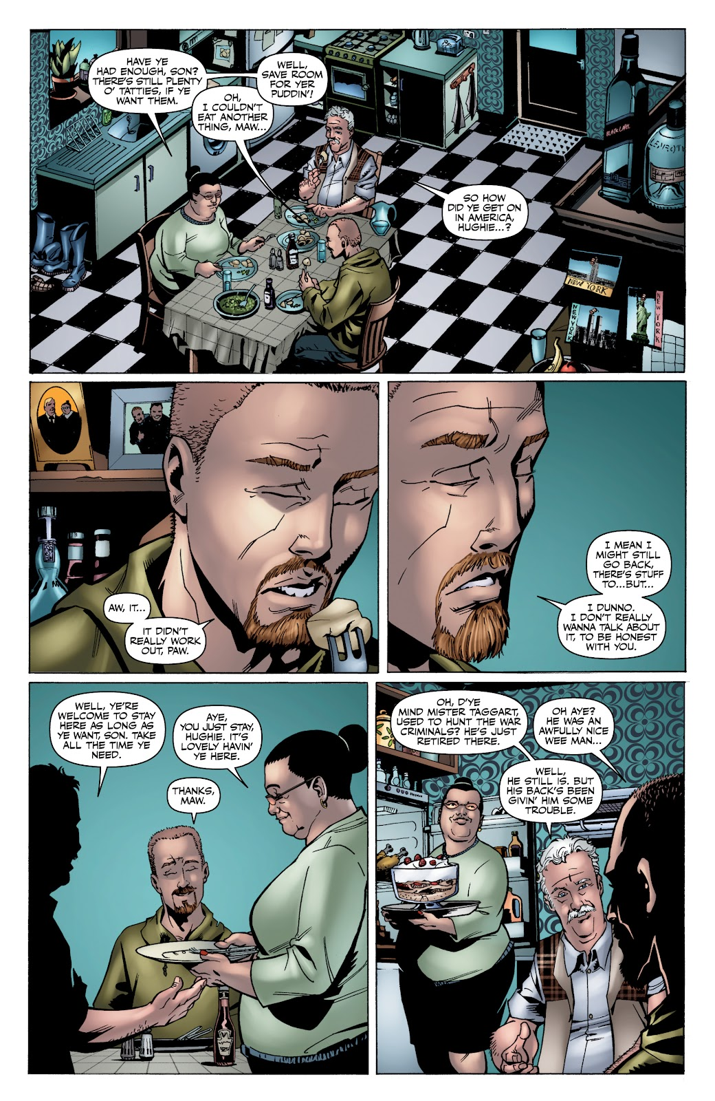 Read online The Boys Omnibus comic -  Issue # TPB 4 (Part 3) - 19