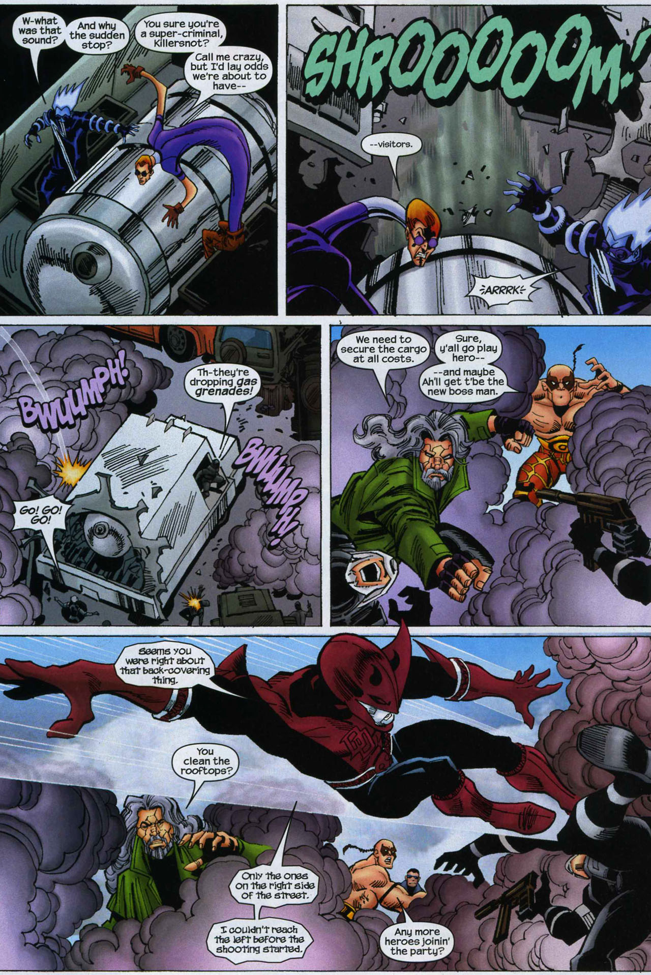 Amazing Spider-Girl 9 Page 16