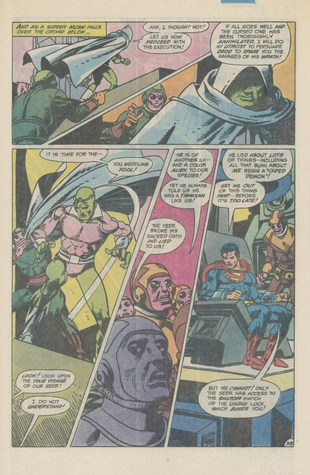 Read online Superman Special (1983) comic -  Issue #2 - 40