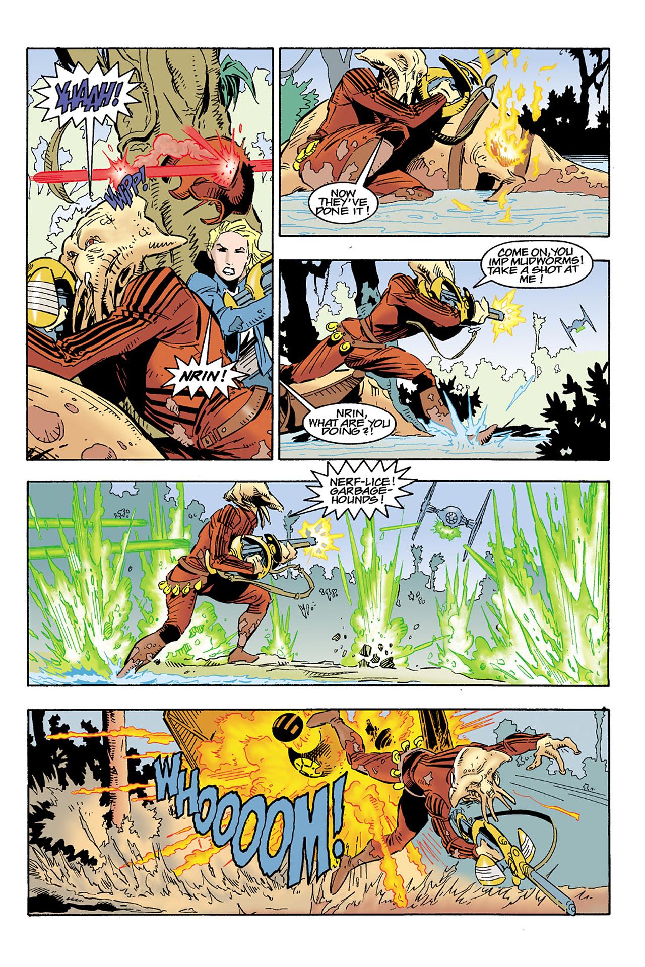 Read online Star Wars Omnibus comic -  Issue # Vol. 2 - 152