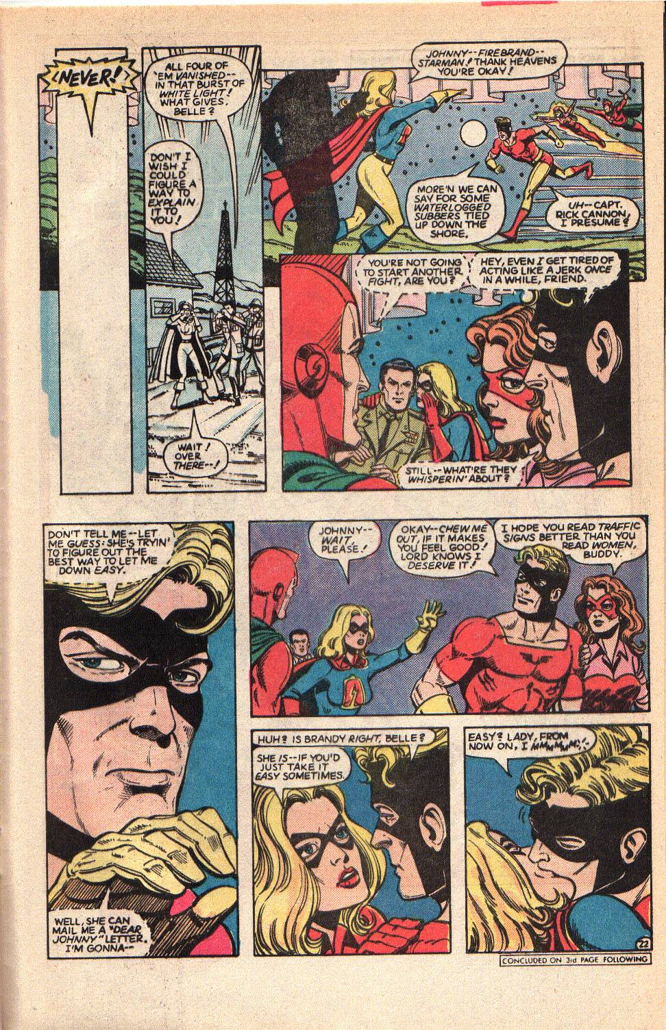 Read online All-Star Squadron comic -  Issue #35 - 29