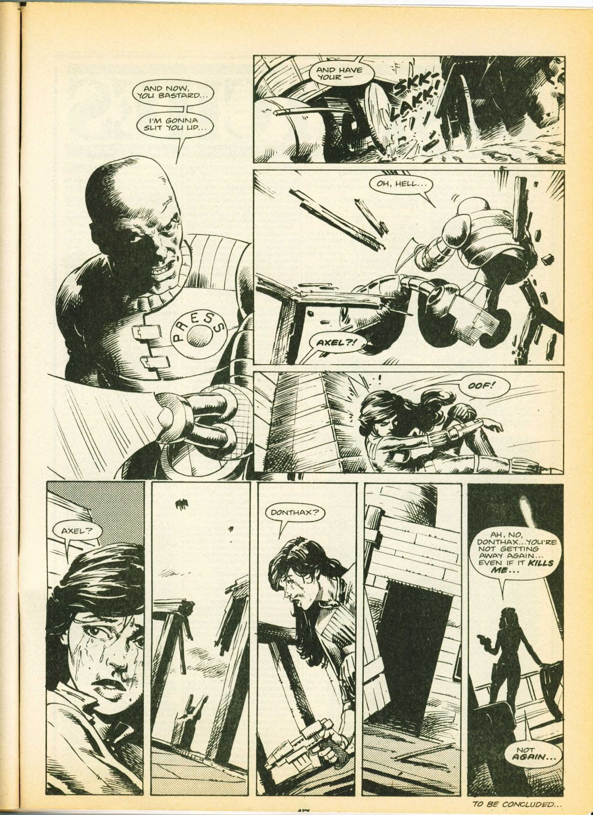 Warrior Issue #10 #11 - English 46