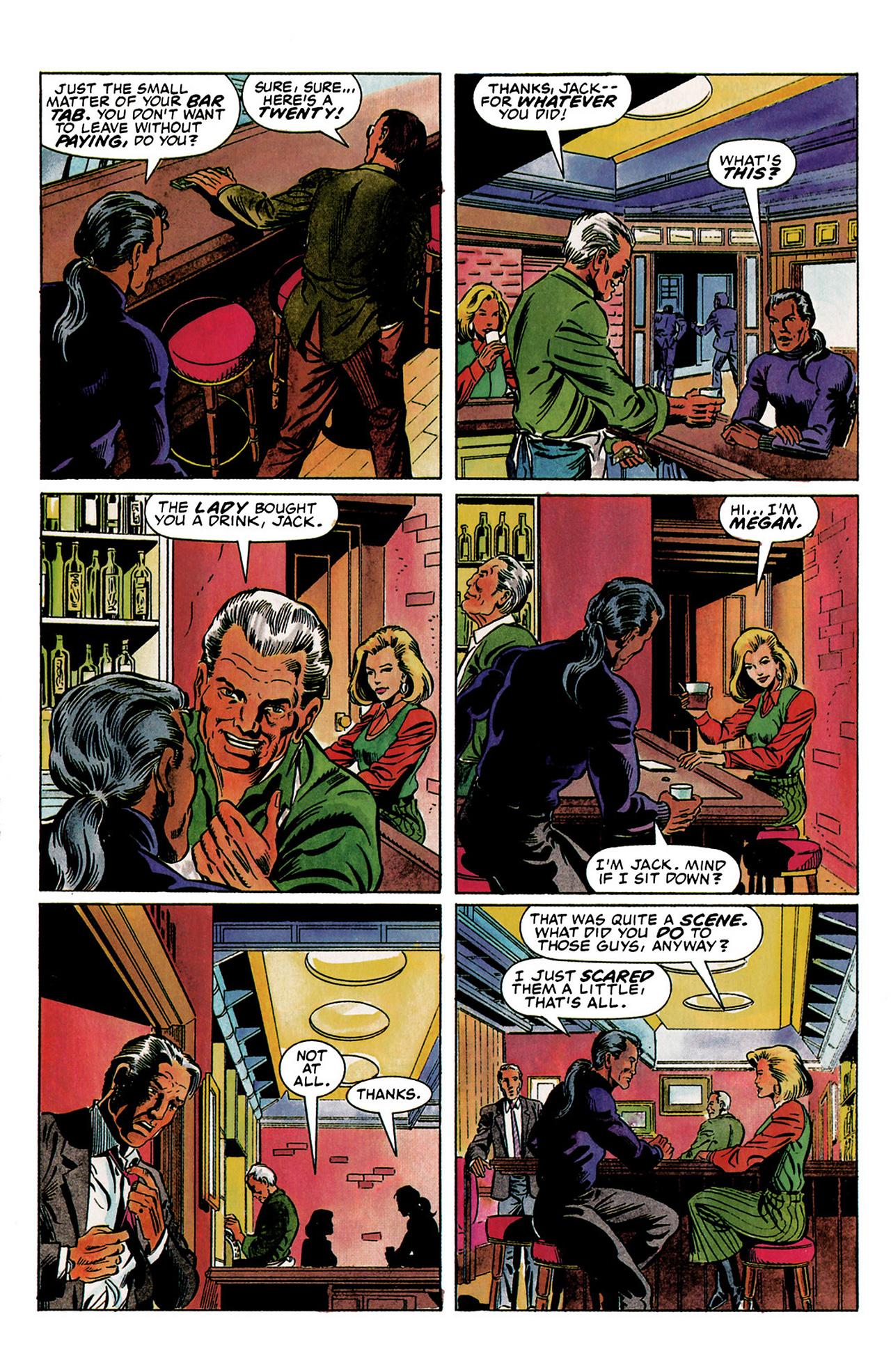 Read online Shadowman (1992) comic -  Issue #3 - 6