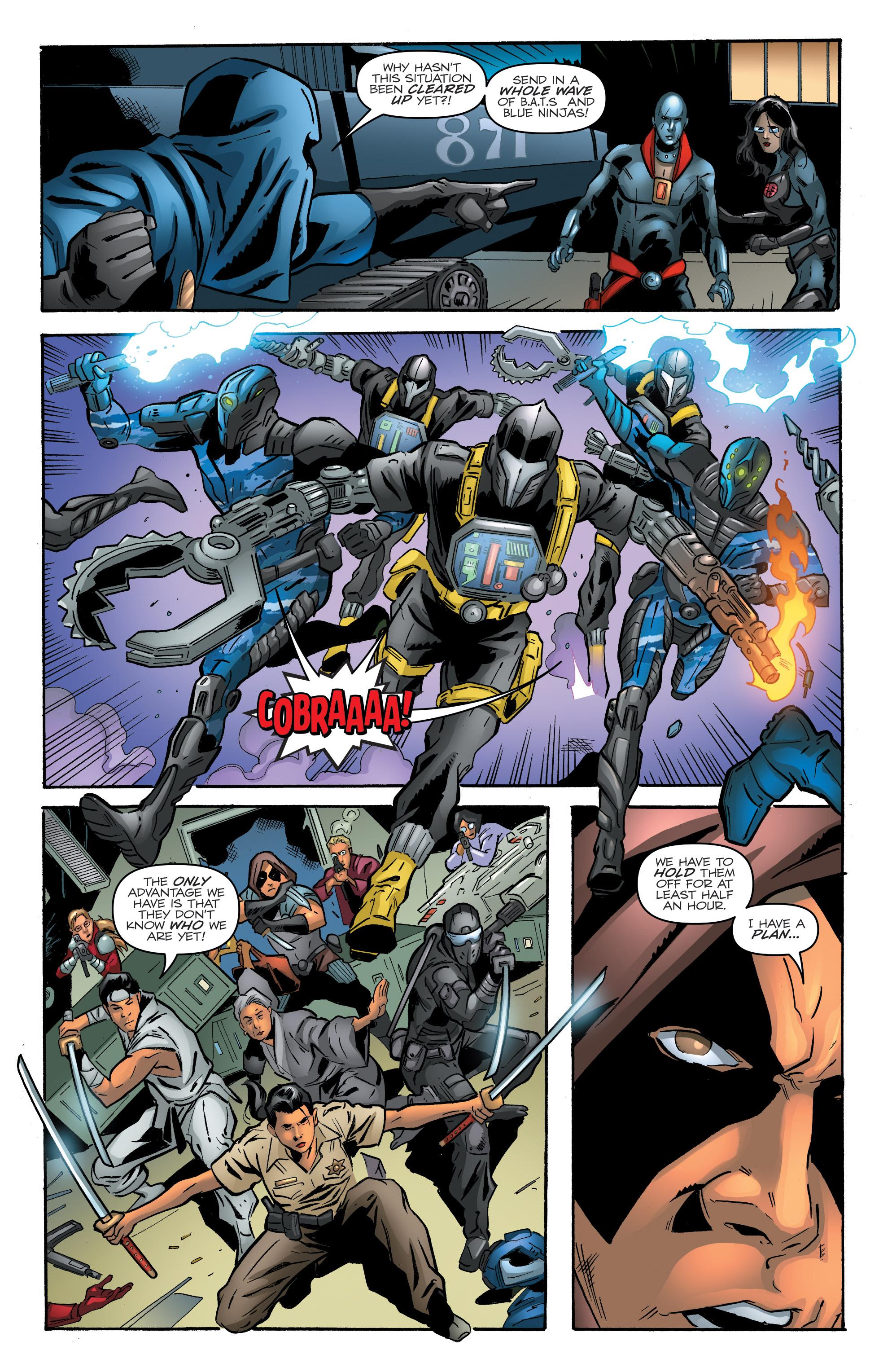 Read online G.I. Joe: A Real American Hero comic -  Issue #240 - 21
